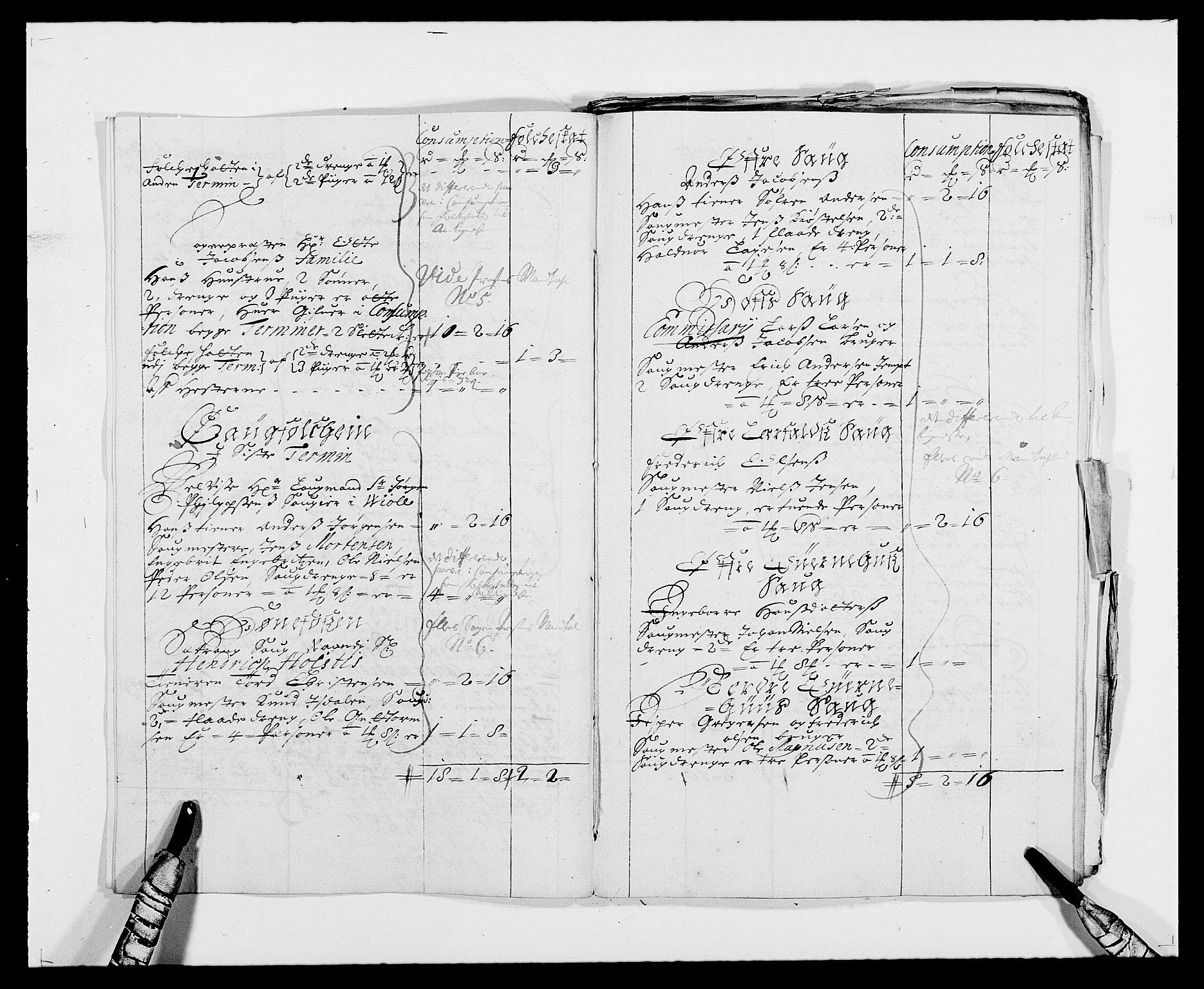 RA, Rentekammeret inntil 1814, Reviderte regnskaper, Fogderegnskap, R21/L1446: Fogderegnskap Ringerike og Hallingdal, 1683-1686, s. 237