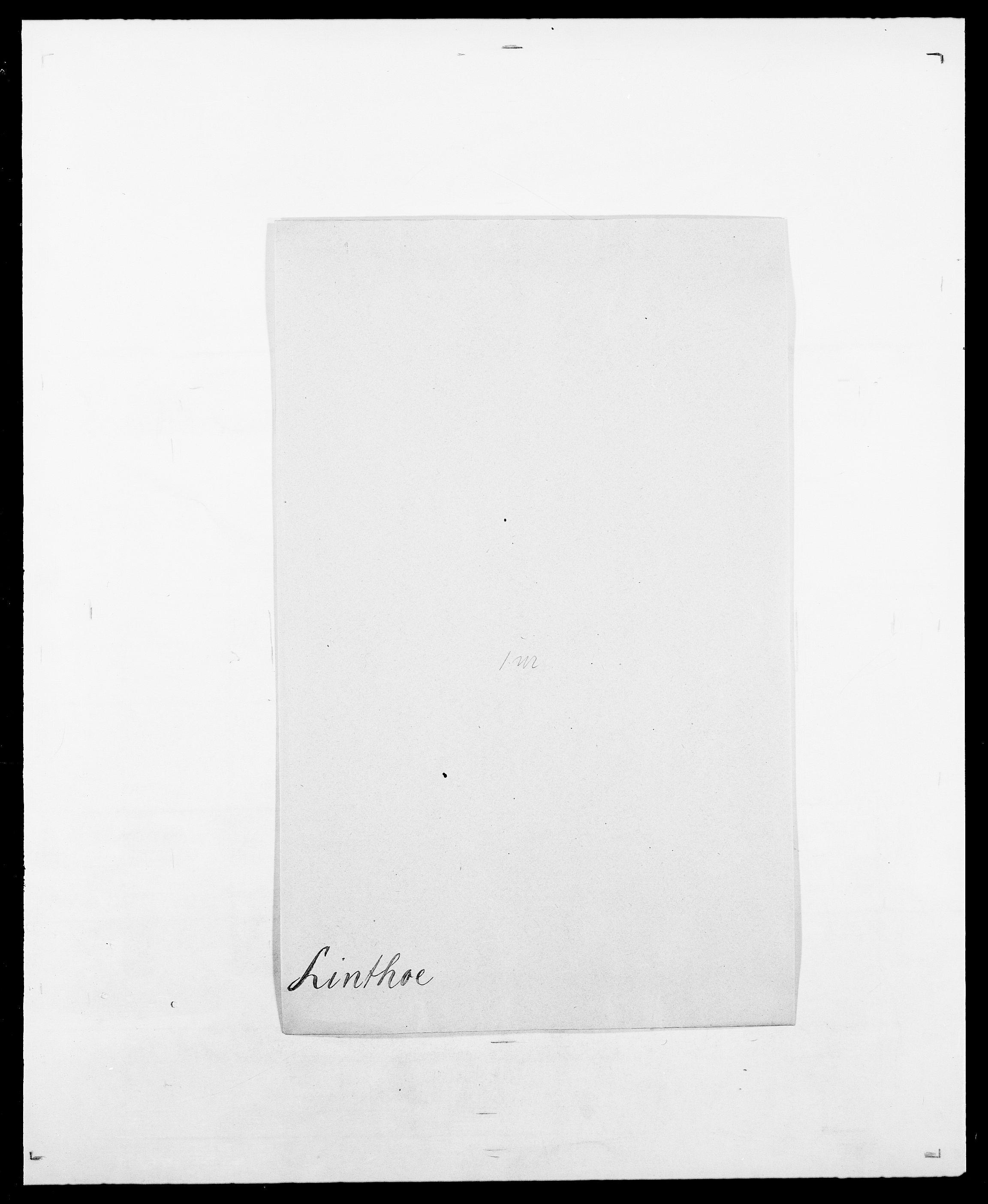 SAO, Delgobe, Charles Antoine - samling, D/Da/L0023: Lau - Lirvyn, s. 676