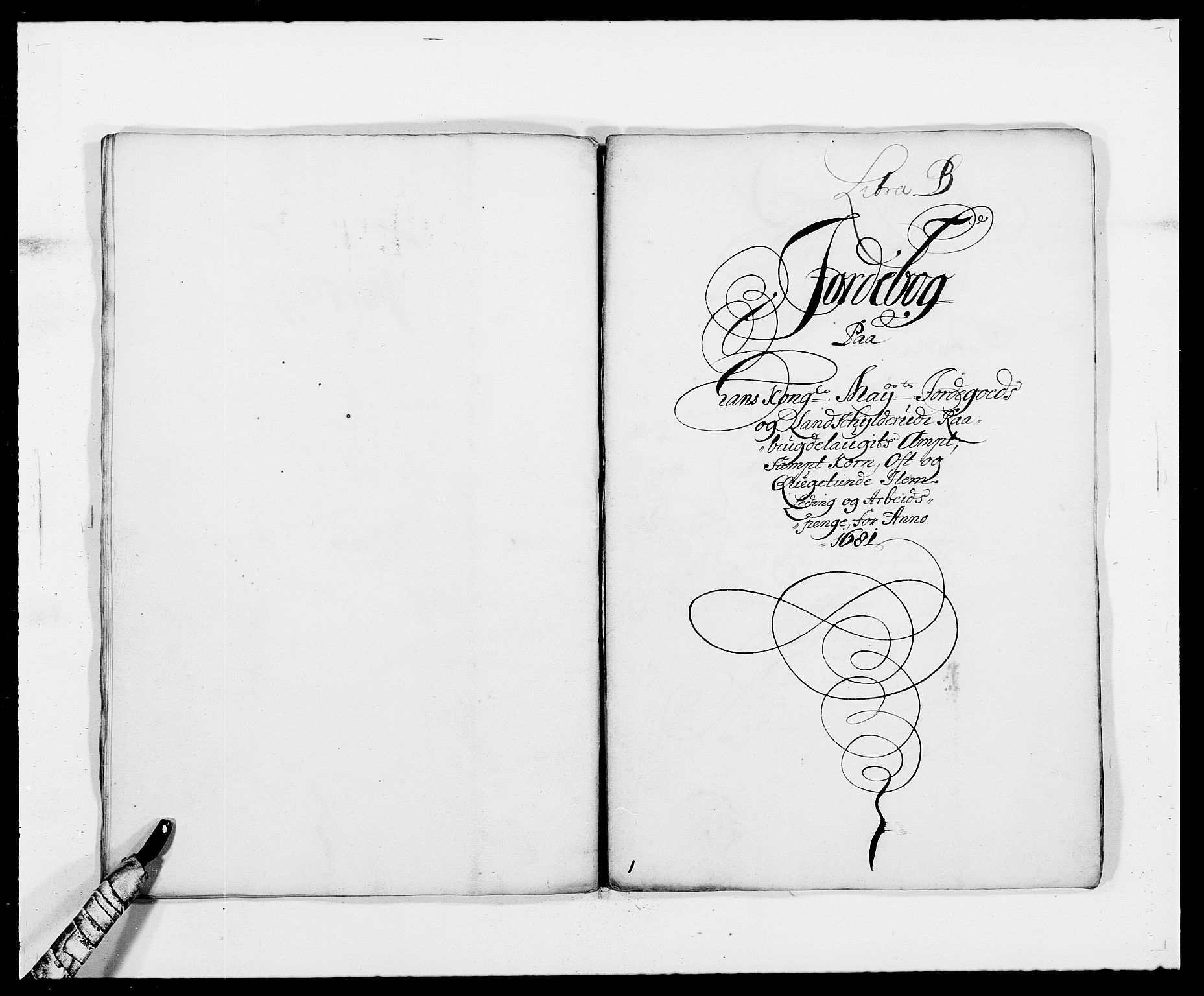 RA, Rentekammeret inntil 1814, Reviderte regnskaper, Fogderegnskap, R40/L2437: Fogderegnskap Råbyggelag, 1681, s. 24