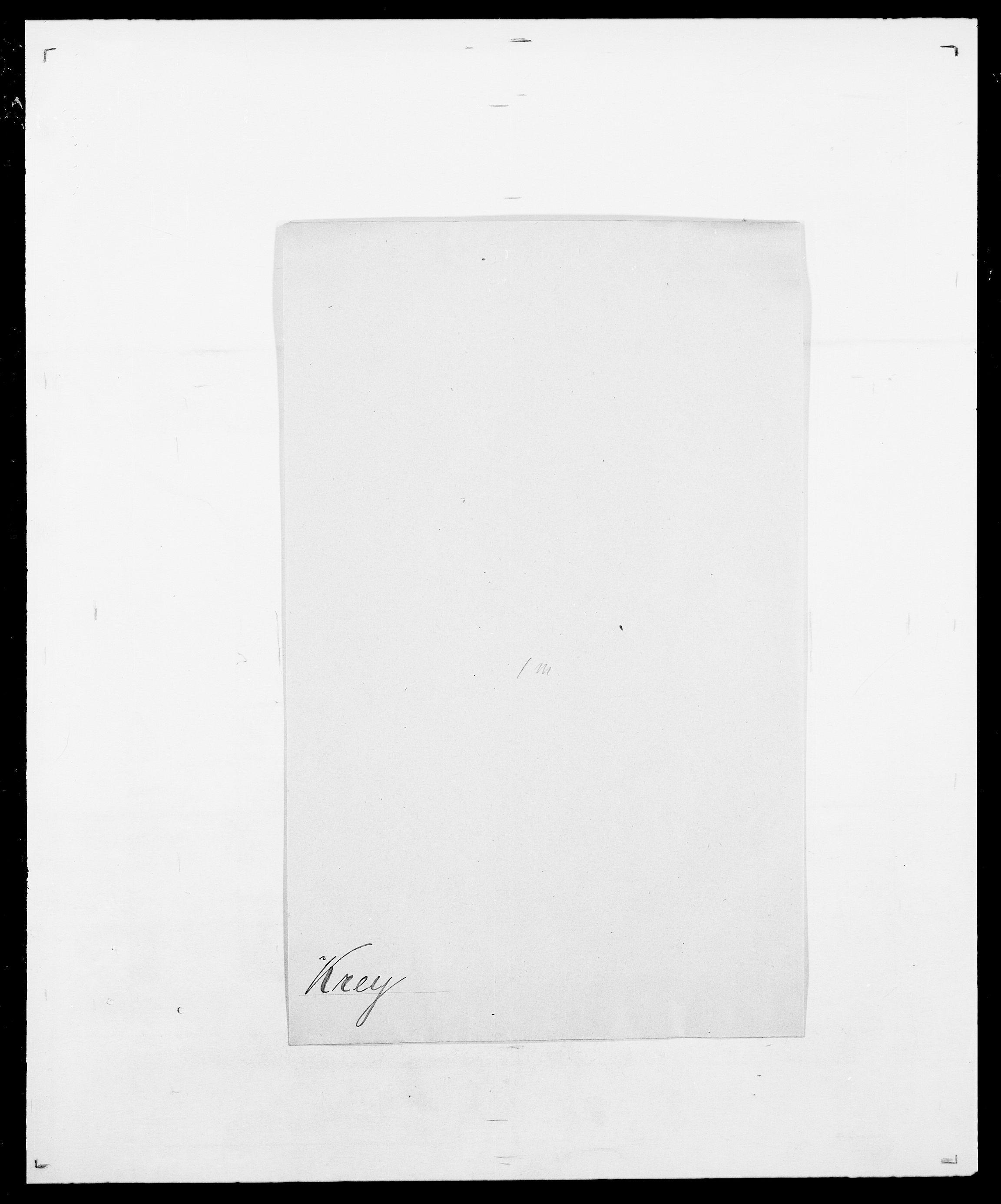 SAO, Delgobe, Charles Antoine - samling, D/Da/L0021: Klagenberg - Kristoft, s. 791