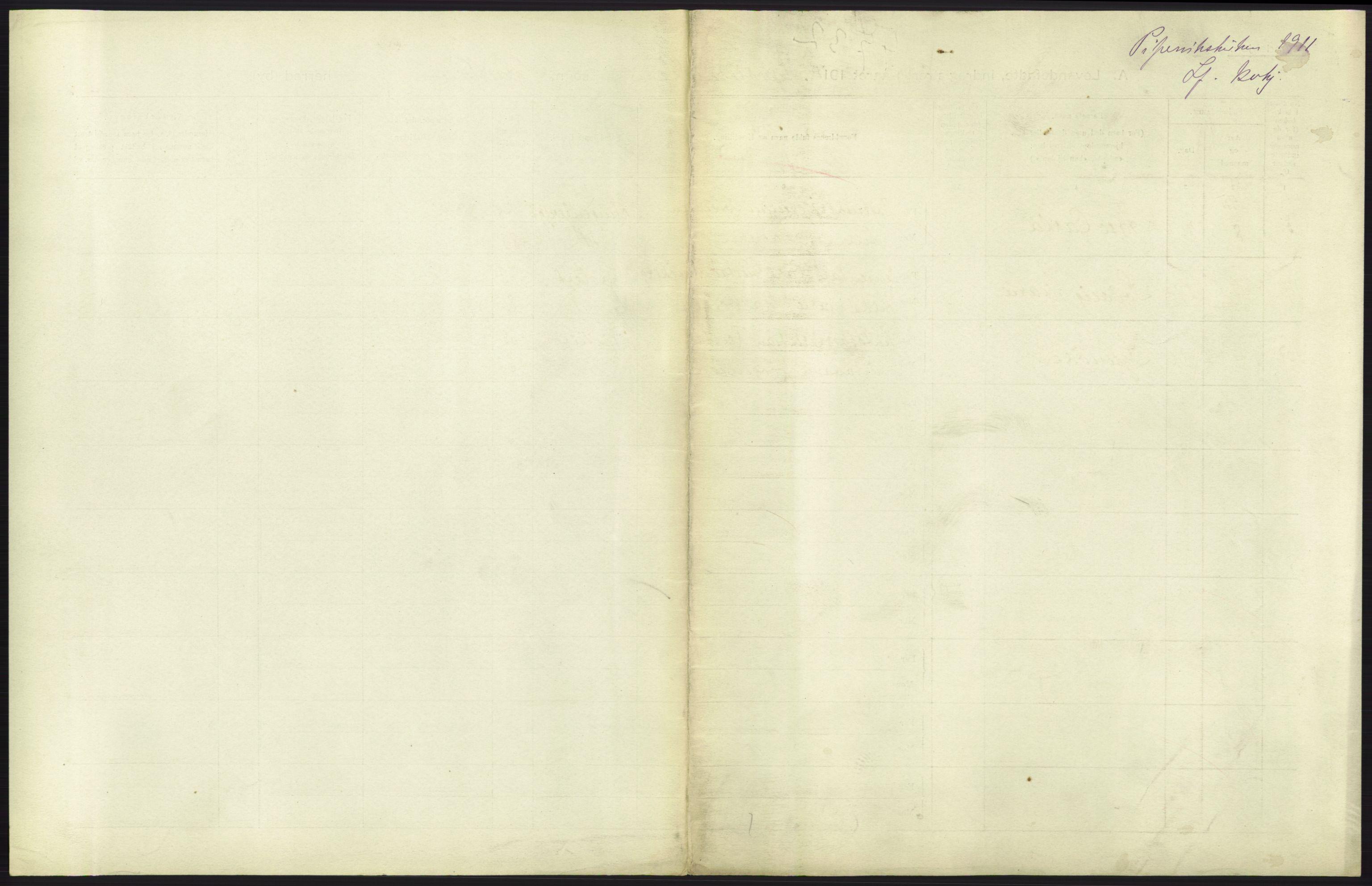 RA, Statistisk sentralbyrå, Sosiodemografiske emner, Befolkning, D/Df/Dfb/Dfba/L0007: Kristiania: Levendefødte kvinner., 1911