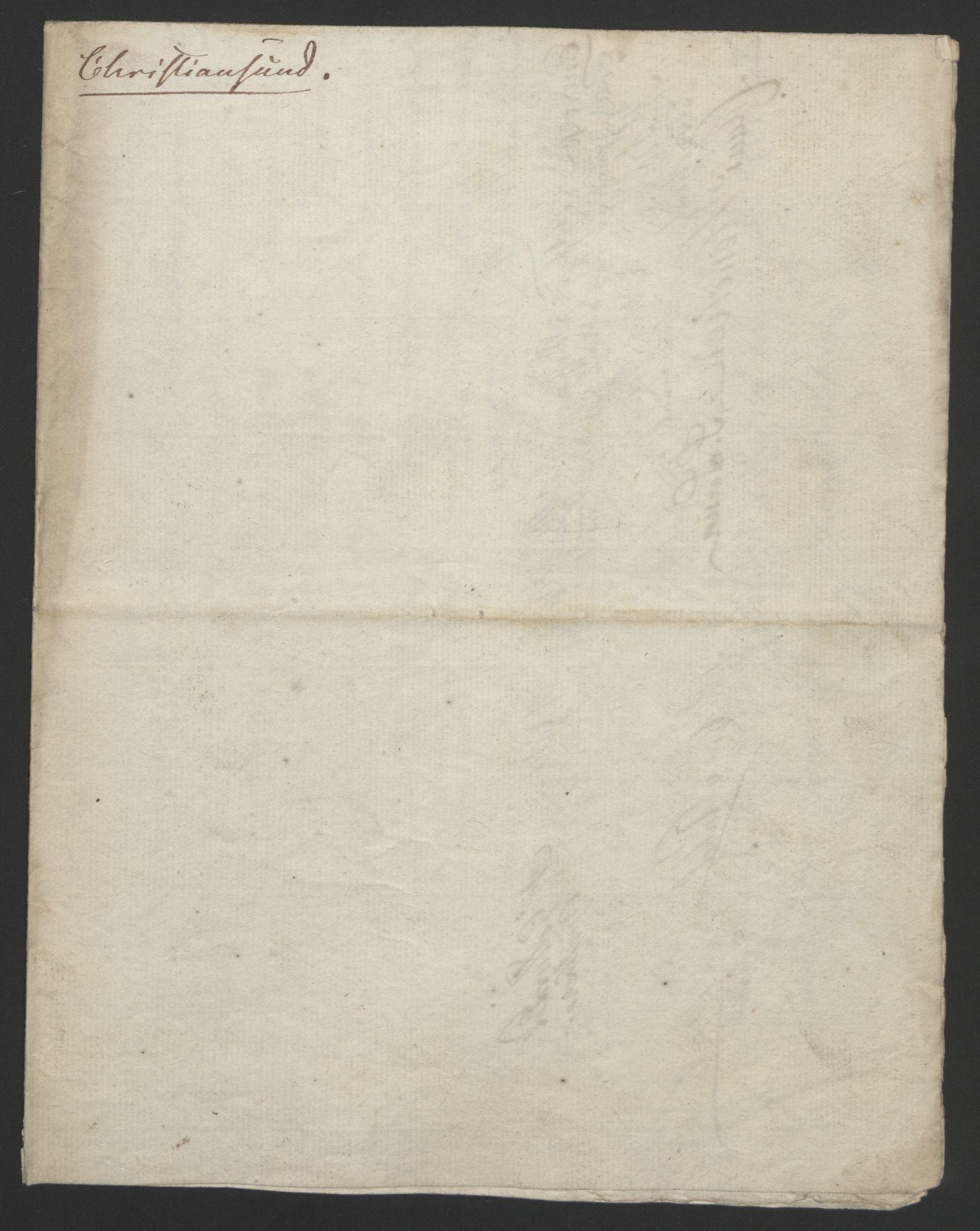 RA, Statsrådssekretariatet, D/Db/L0007: Fullmakter for Eidsvollsrepresentantene i 1814. , 1814, s. 59
