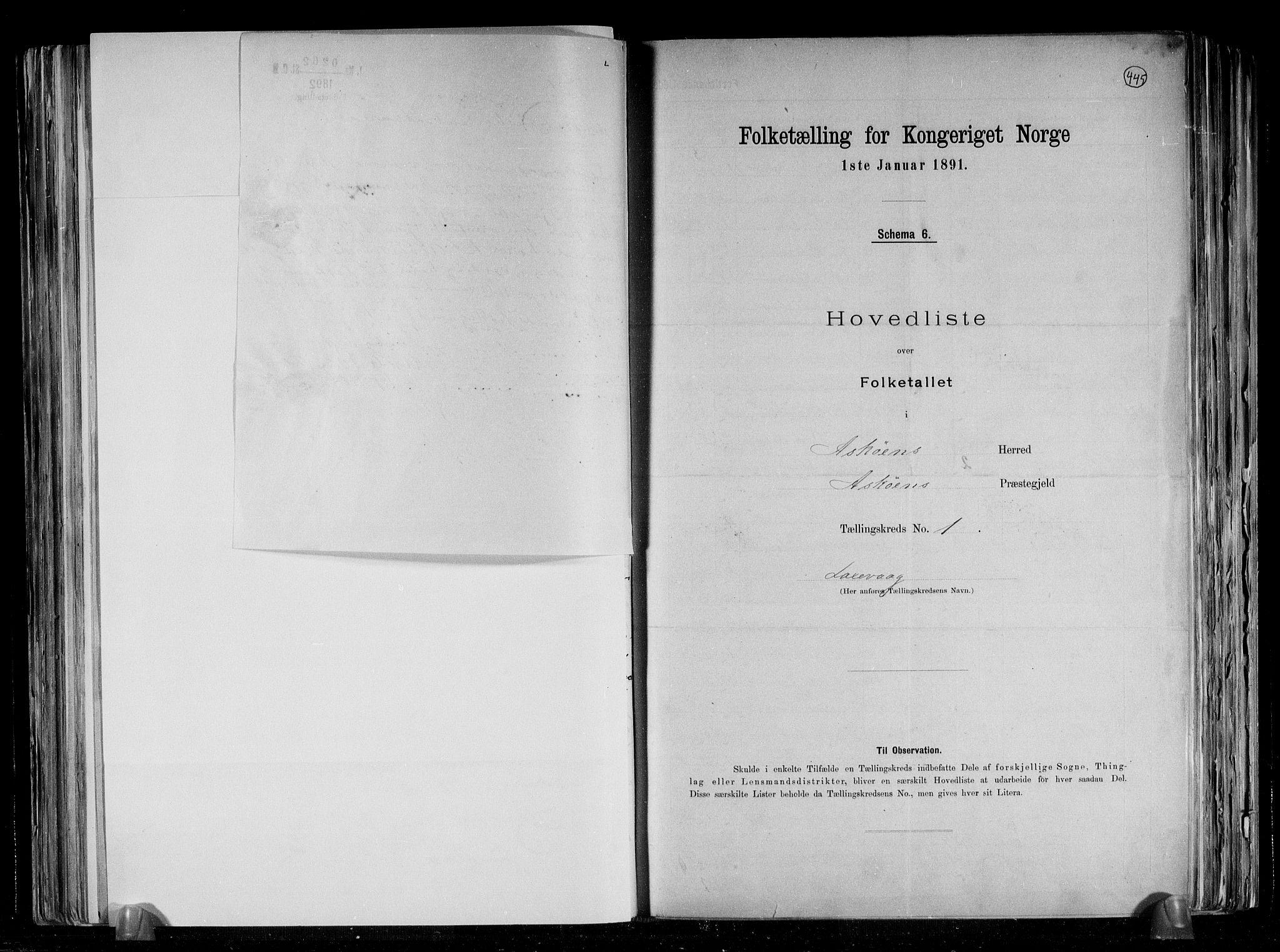 RA, Folketelling 1891 for 1247 Askøy herred, 1891, s. 7