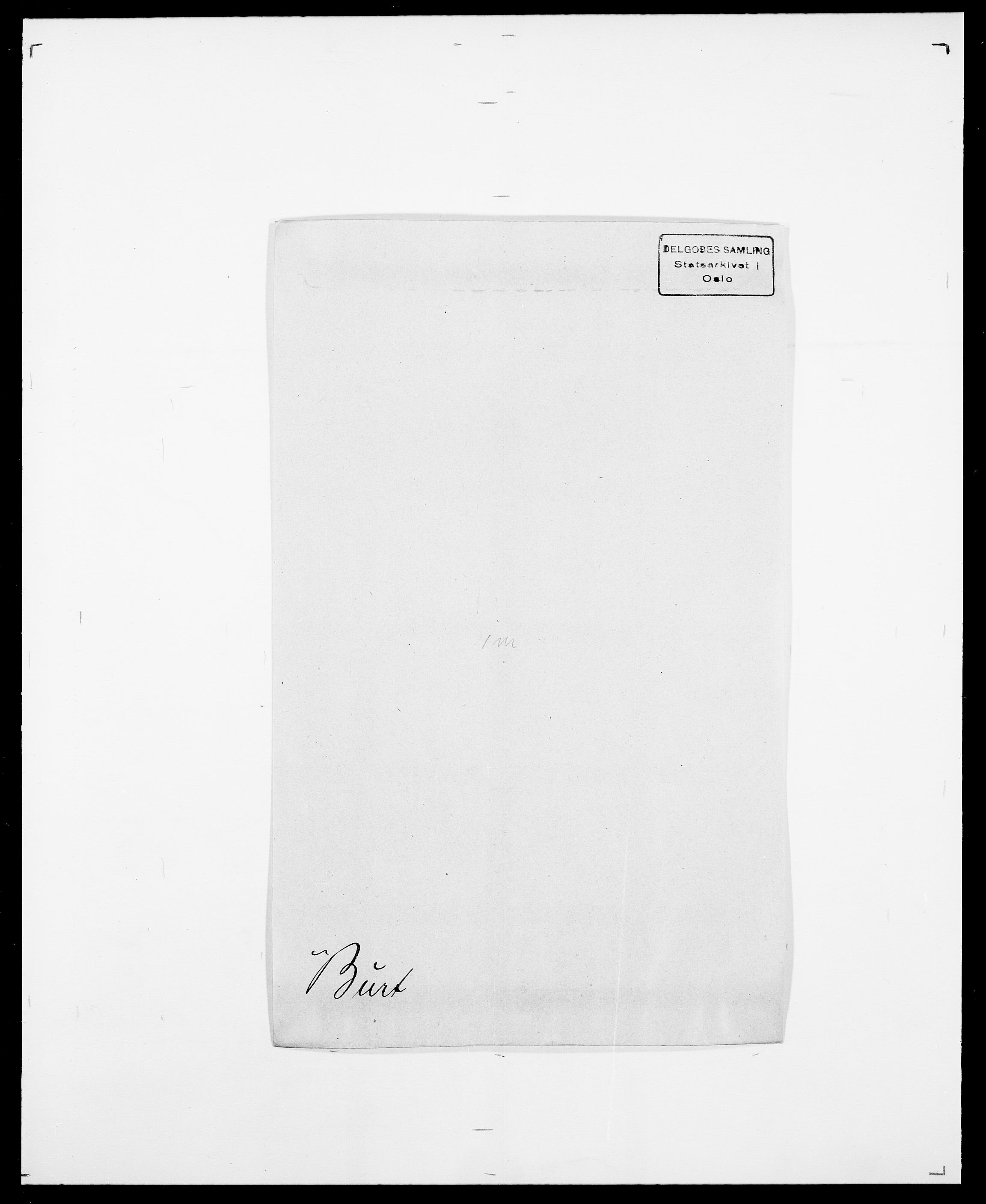 SAO, Delgobe, Charles Antoine - samling, D/Da/L0007: Buaas - Caphengst, s. 440