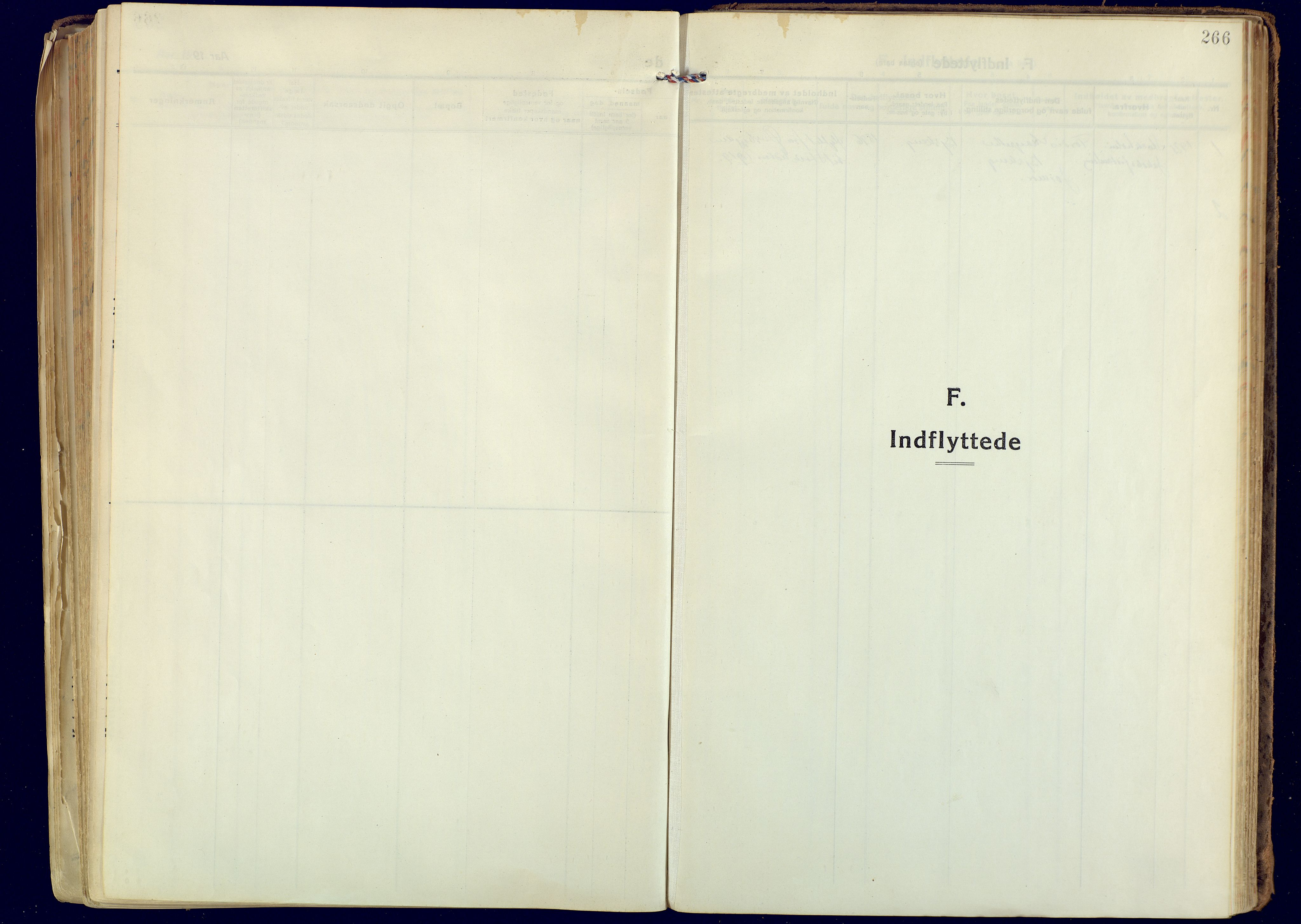 SATØ, Målselv sokneprestembete, Ministerialbok nr. 14, 1919-1932, s. 266