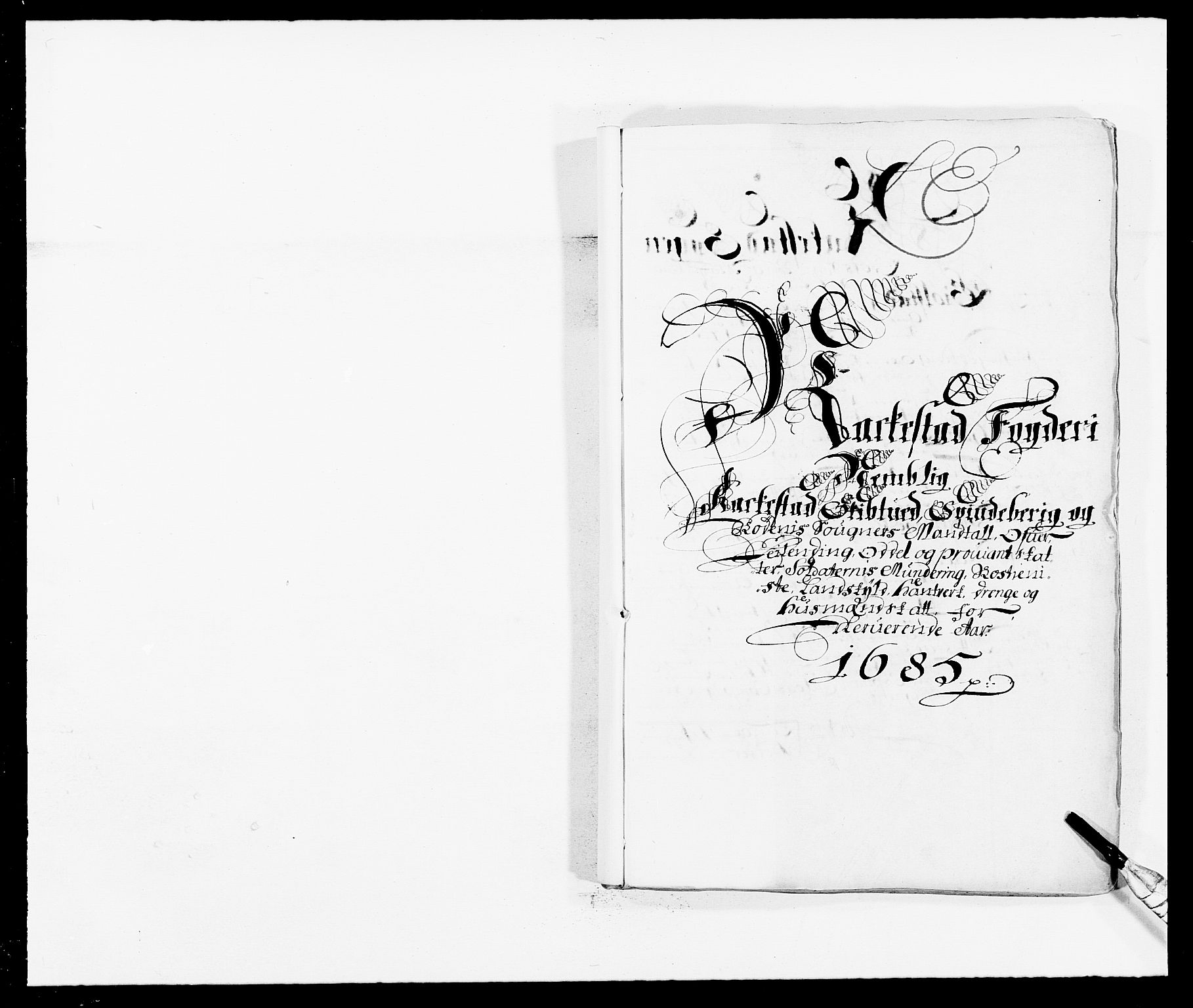 RA, Rentekammeret inntil 1814, Reviderte regnskaper, Fogderegnskap, R05/L0275: Fogderegnskap Rakkestad, 1685-1686, s. 60