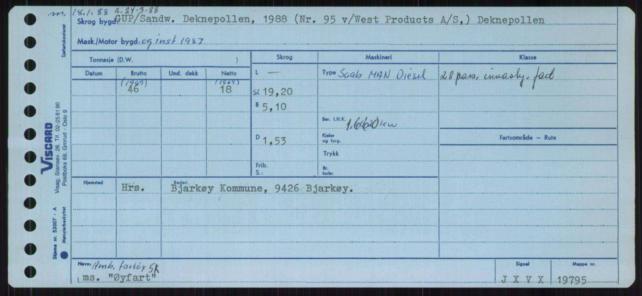 RA, Sjøfartsdirektoratet med forløpere, Skipsmålingen, H/Ha/L0006: Fartøy, Sver-Å, s. 812