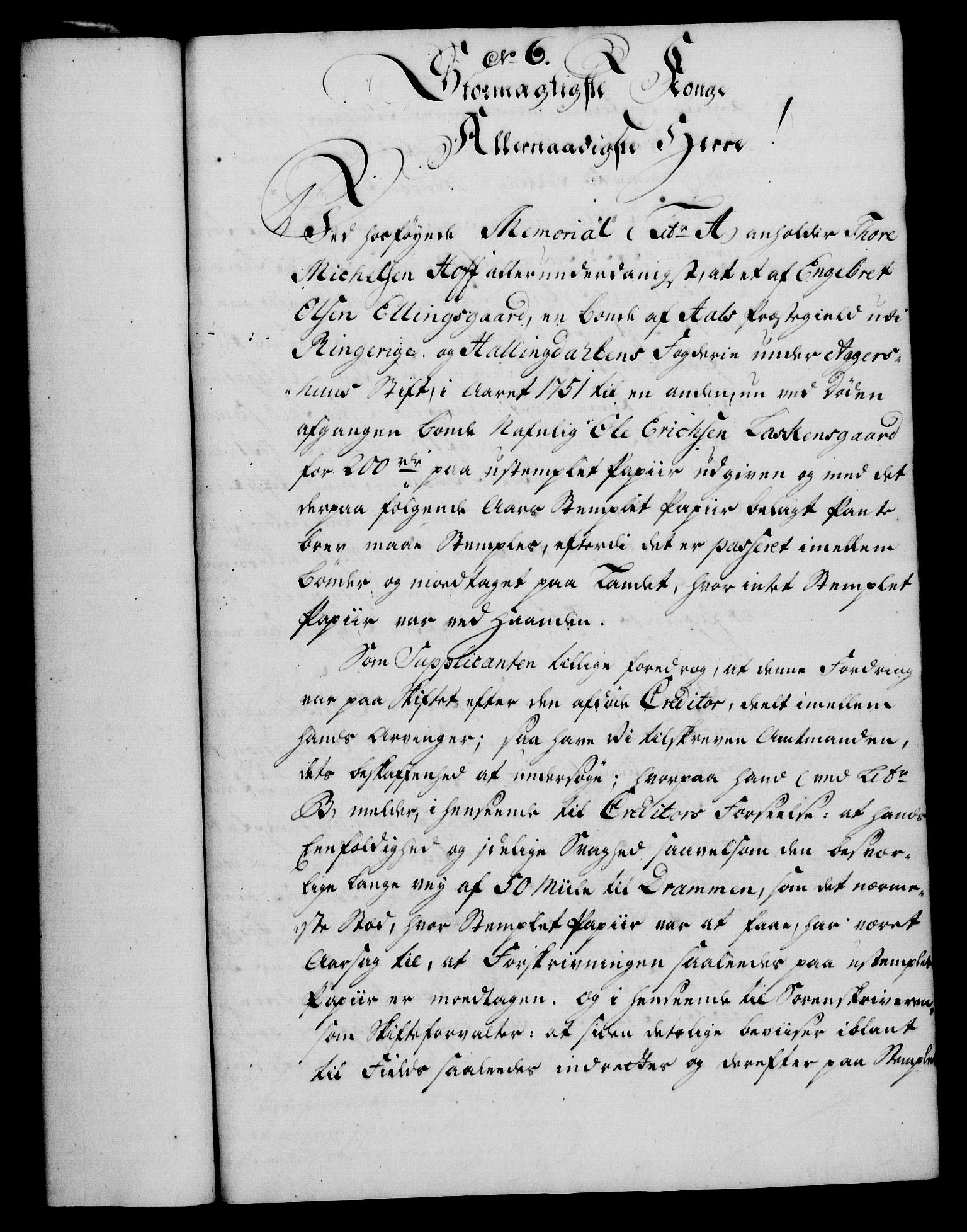 RA, Rentekammeret, Kammerkanselliet, G/Gf/Gfa/L0036: Norsk relasjons- og resolusjonsprotokoll (merket RK 52.36), 1754, s. 48