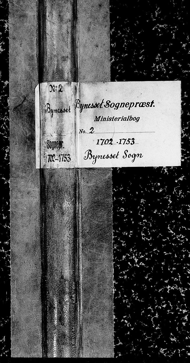 SAT, Ministerialprotokoller, klokkerbøker og fødselsregistre - Sør-Trøndelag, 612/L0368: Ministerialbok nr. 612A02, 1702-1753