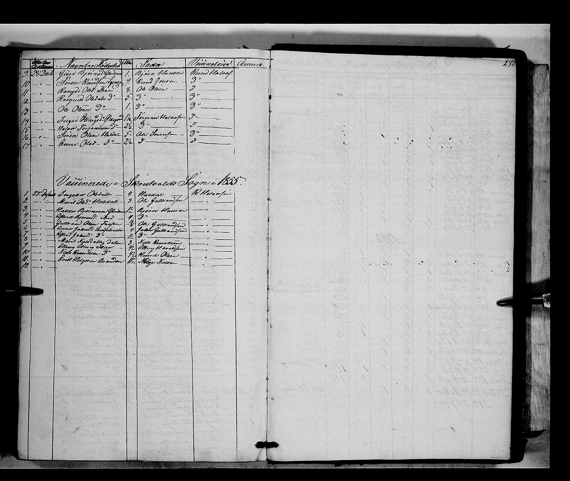 SAH, Nord-Aurdal prestekontor, Ministerialbok nr. 7, 1842-1863, s. 280