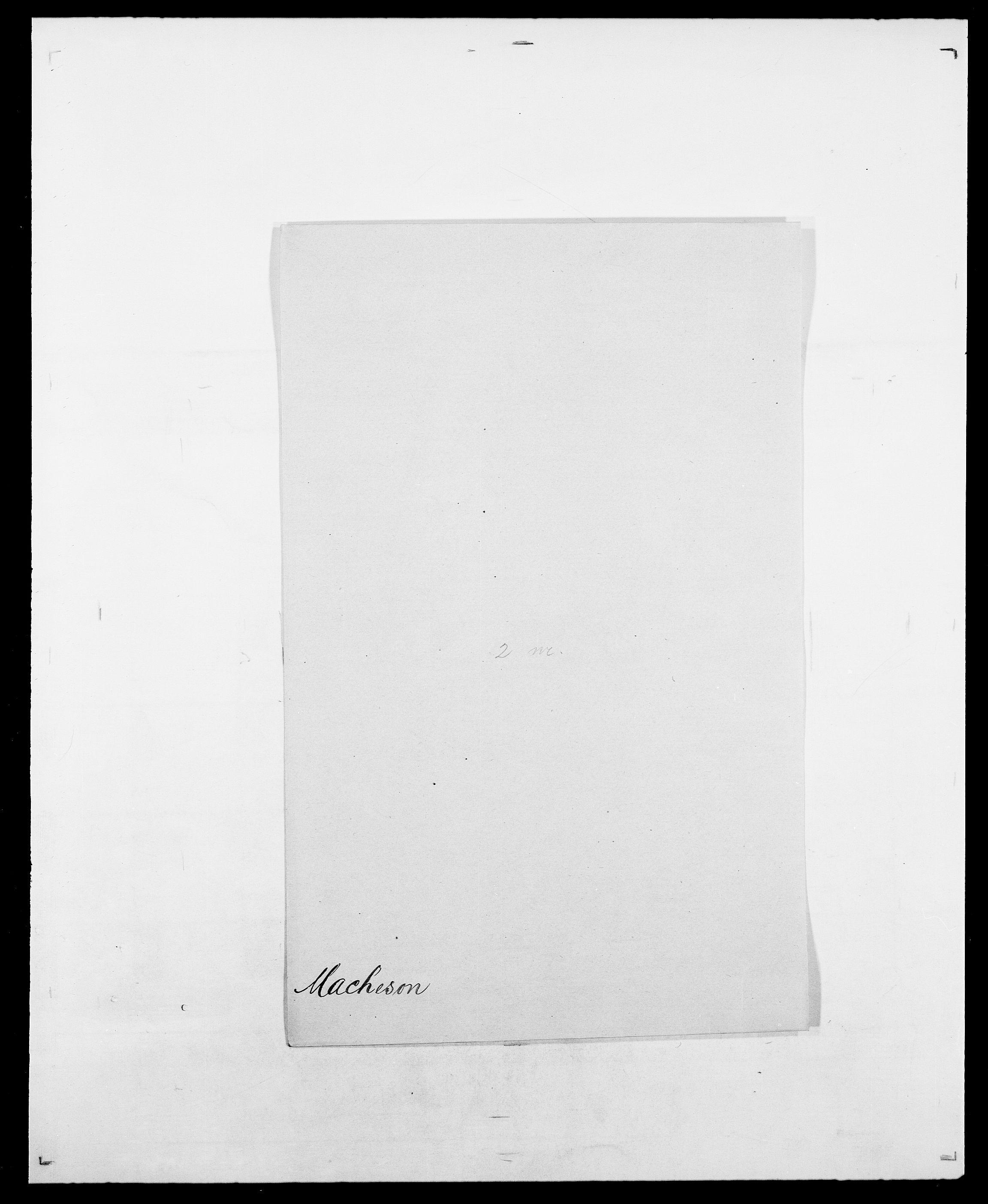 SAO, Delgobe, Charles Antoine - samling, D/Da/L0025: Løberg - Mazar, s. 174