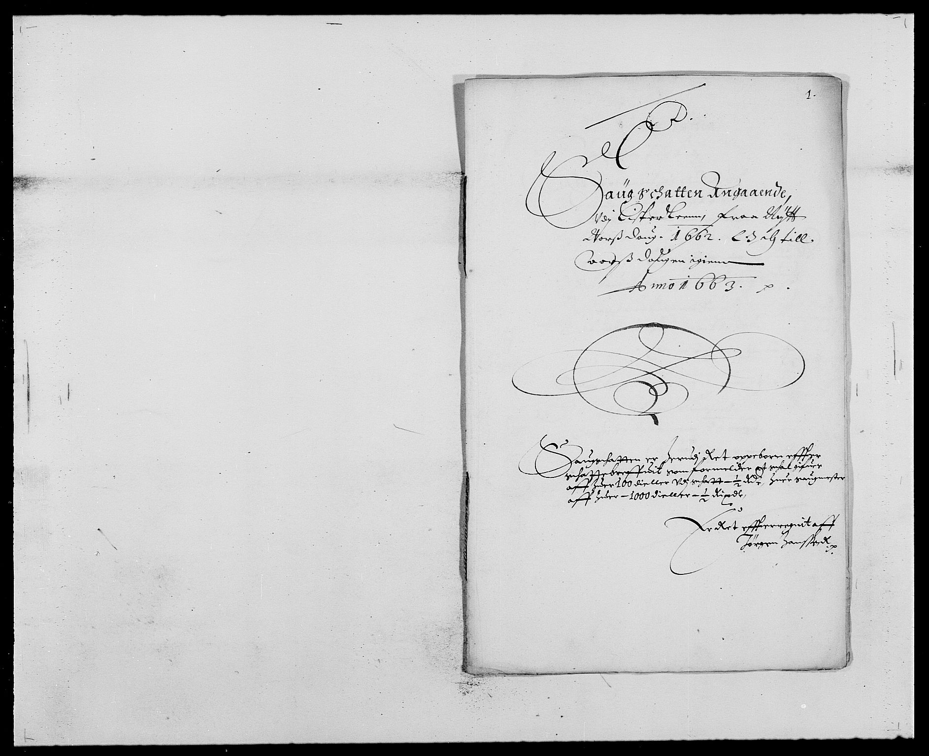 RA, Rentekammeret inntil 1814, Reviderte regnskaper, Fogderegnskap, R41/L2522: Fogderegnskap Lista, 1662, s. 332