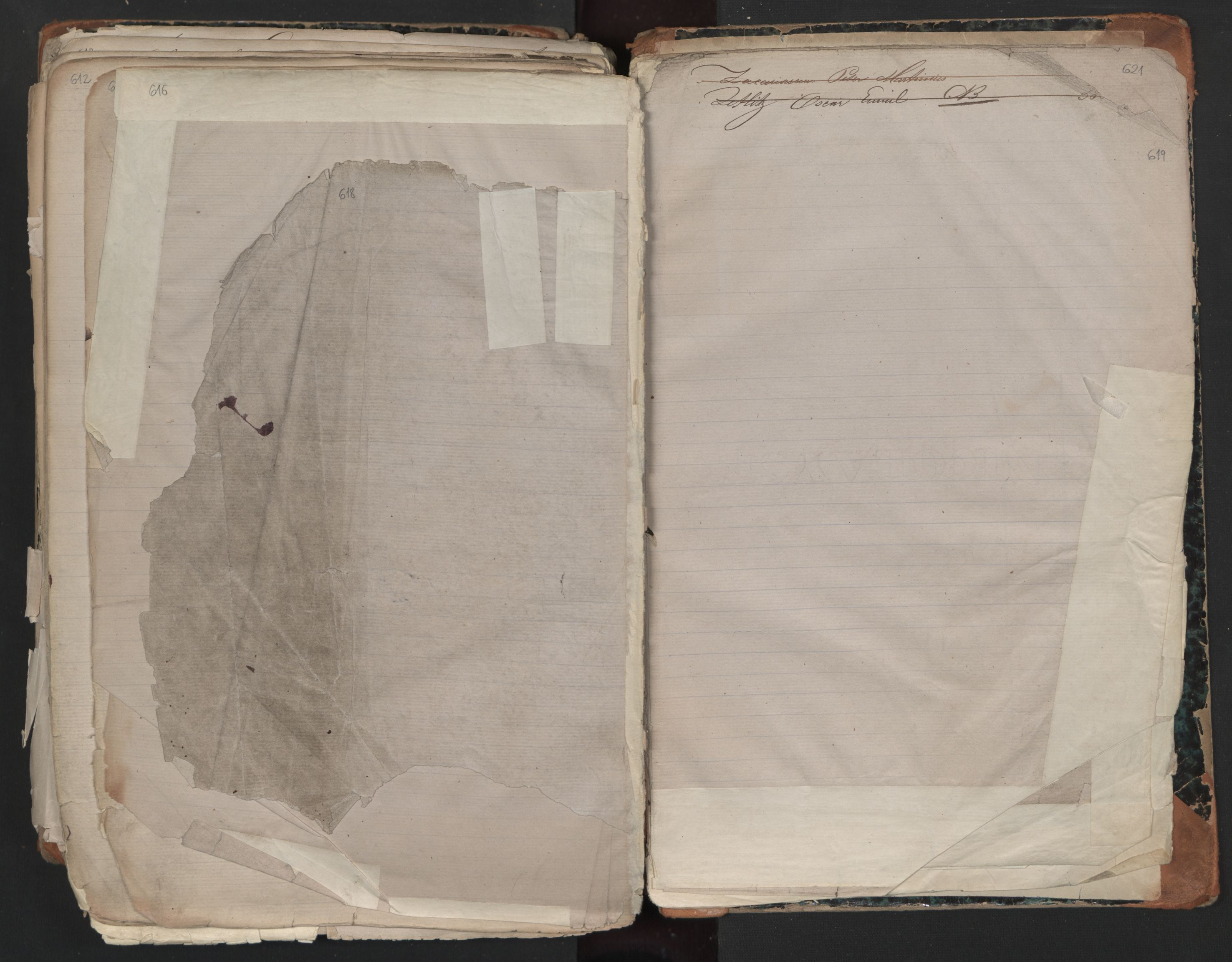 SAO, Oslo sjømannskontor, F/Fa/L0001: Register for Kristiania krets, 1866-1891, s. 618-619