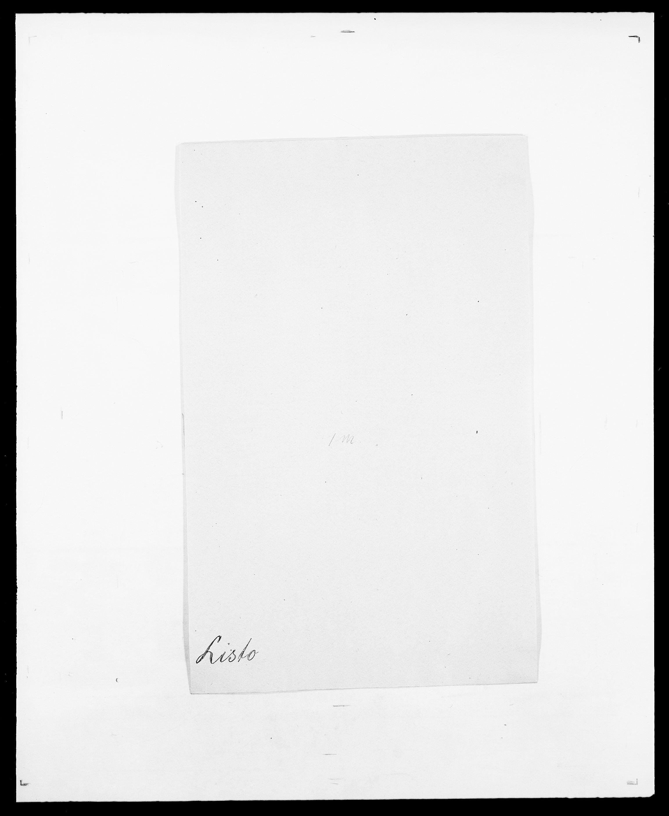 SAO, Delgobe, Charles Antoine - samling, D/Da/L0023: Lau - Lirvyn, s. 701