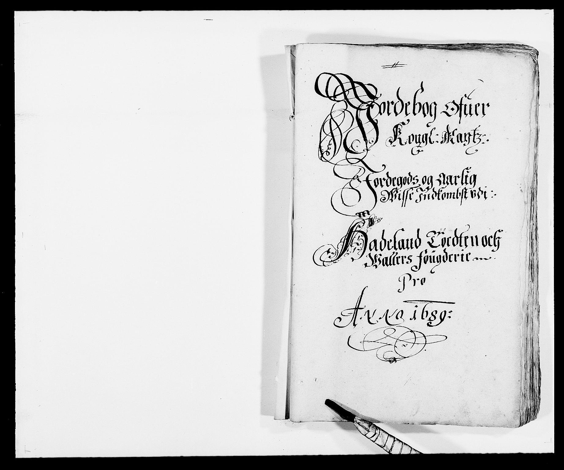 RA, Rentekammeret inntil 1814, Reviderte regnskaper, Fogderegnskap, R18/L1288: Fogderegnskap Hadeland, Toten og Valdres, 1689, s. 56
