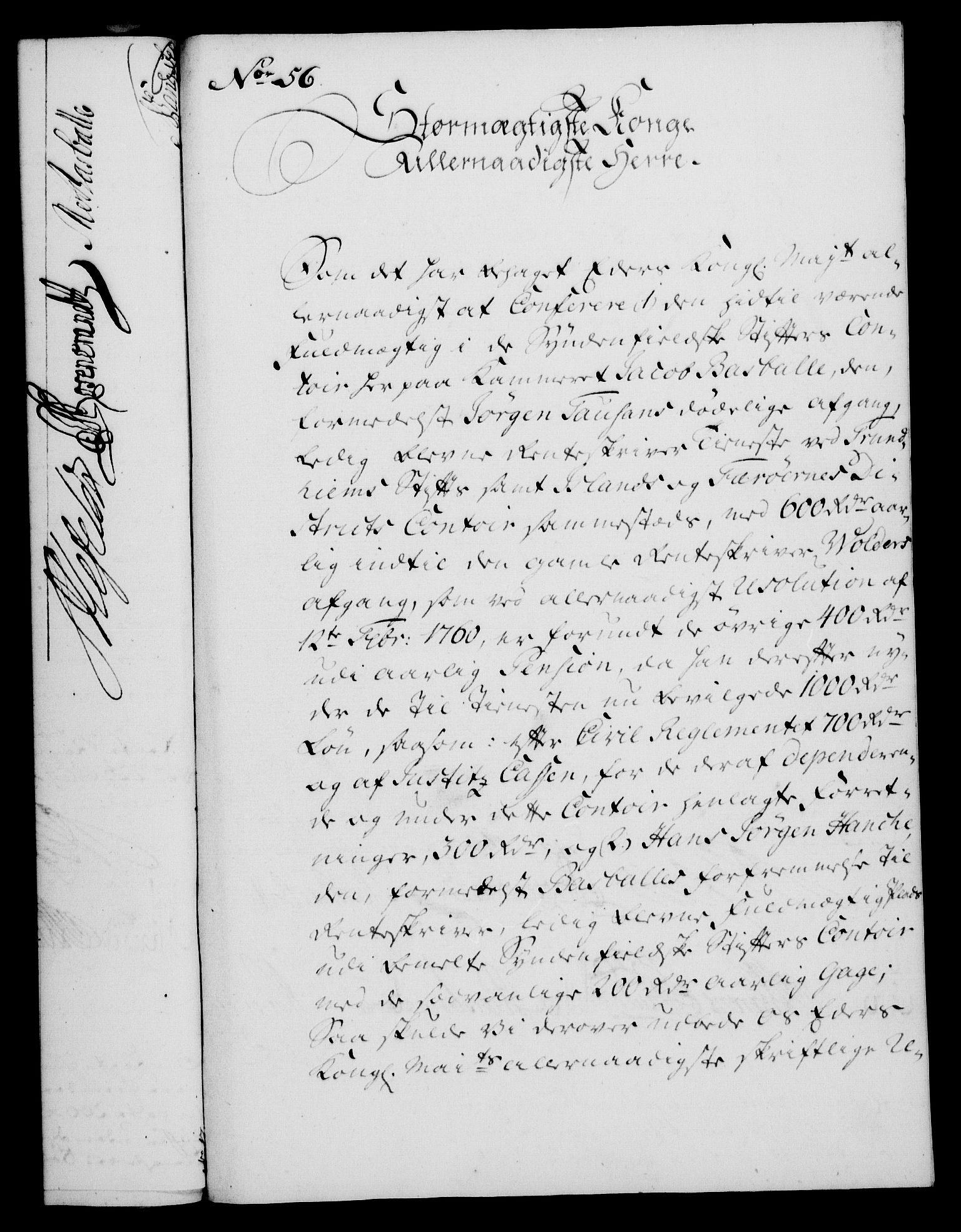 RA, Rentekammeret, Kammerkanselliet, G/Gf/Gfa/L0043: Norsk relasjons- og resolusjonsprotokoll (merket RK 52.43), 1761, s. 225