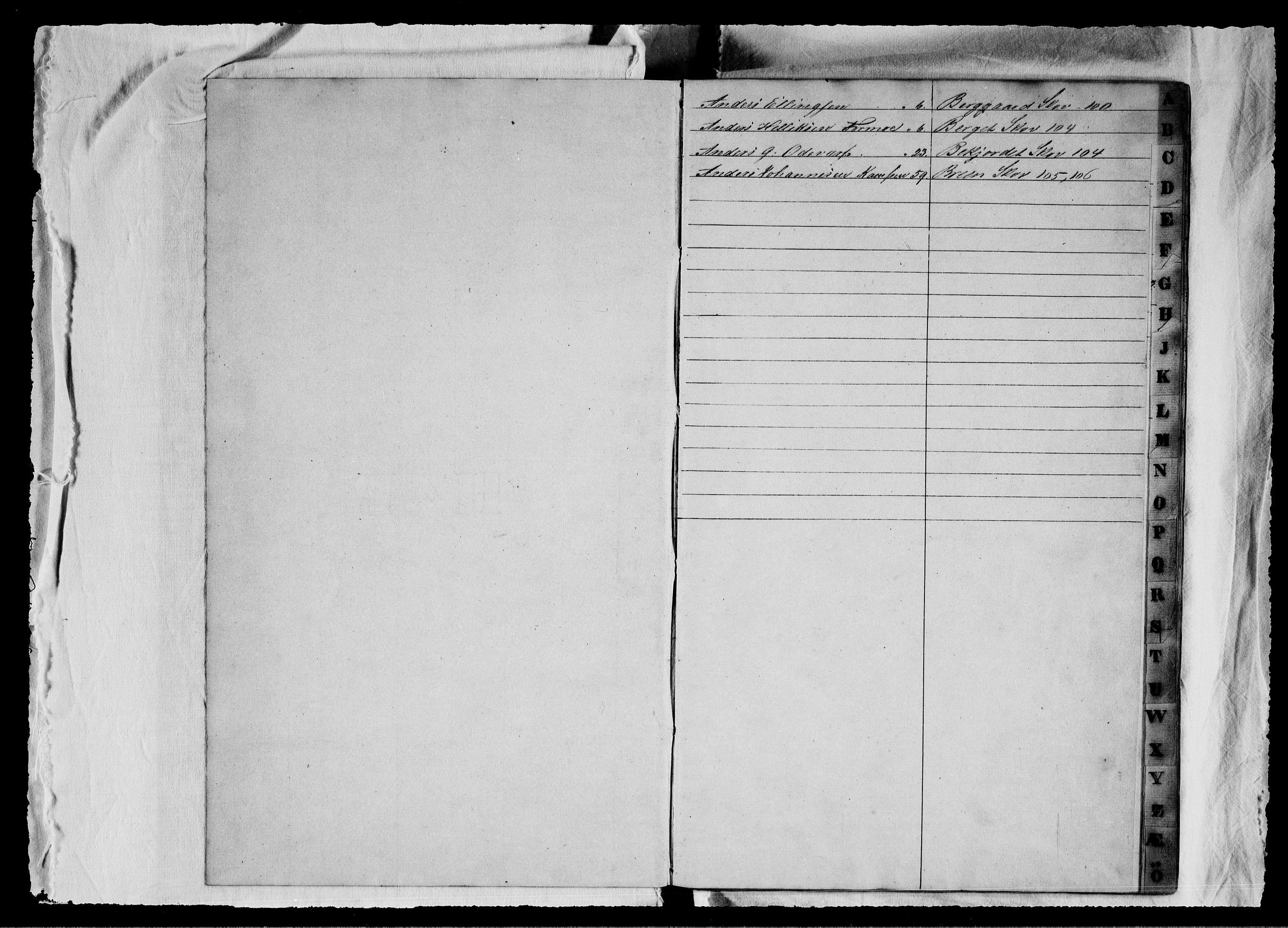 RA, Modums Blaafarveværk, G, 1840-1844, s. 2