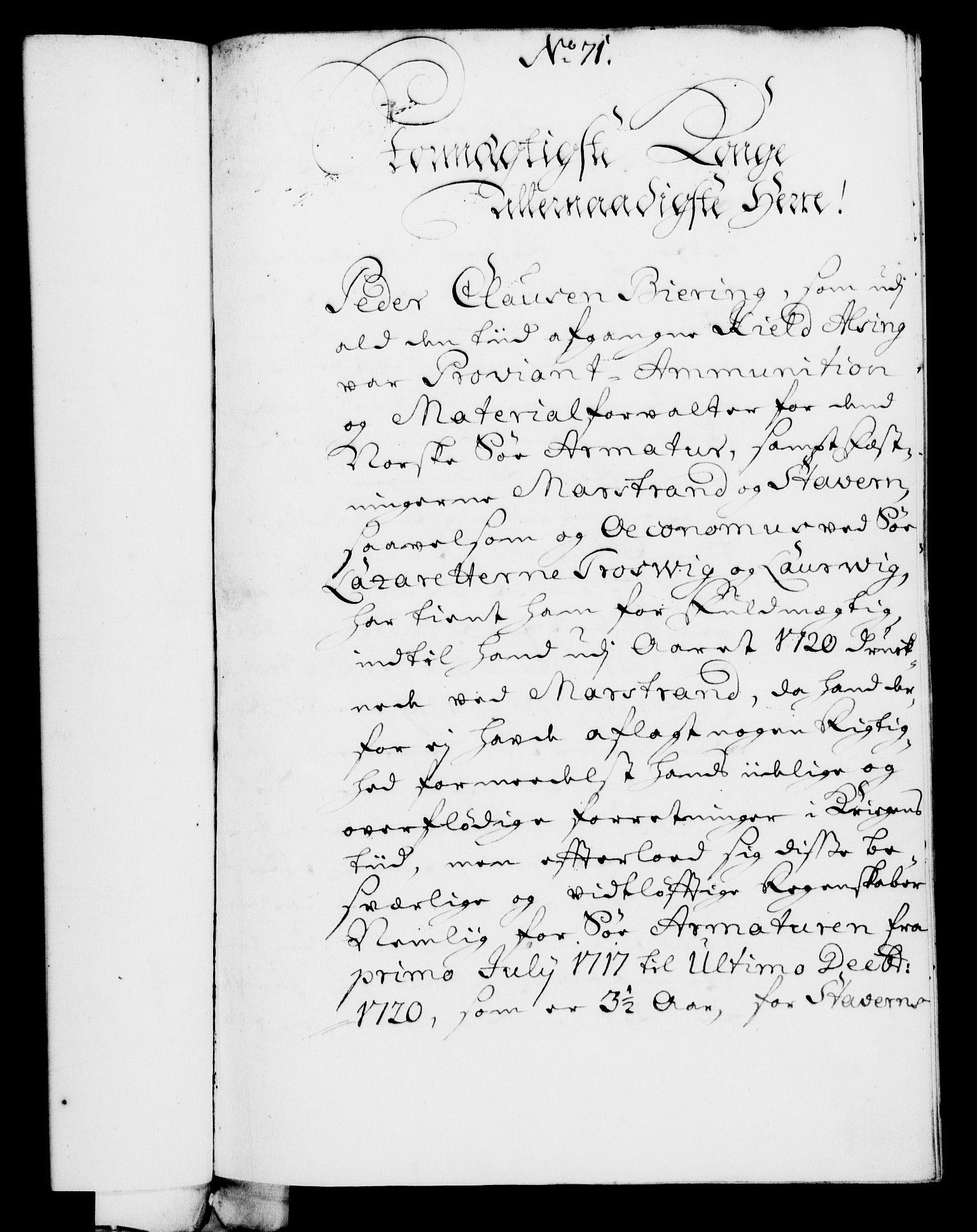 RA, Rentekammeret, Kammerkanselliet, G/Gf/Gfa/L0007: Norsk relasjons- og resolusjonsprotokoll (merket RK 52.7), 1724, s. 471