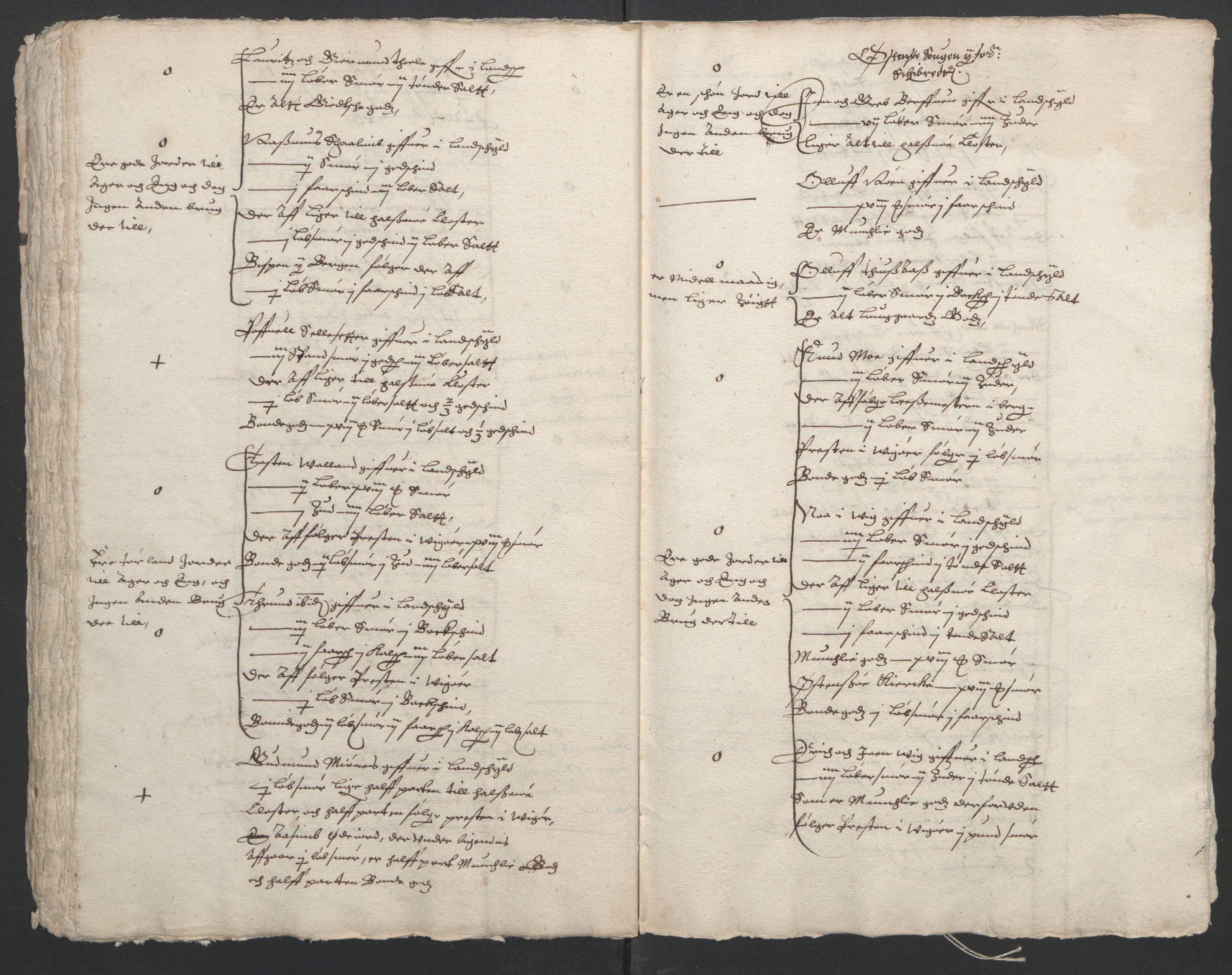 RA, Stattholderembetet 1572-1771, Ek/L0004: Jordebøker til utlikning av garnisonsskatt 1624-1626:, 1626, s. 257