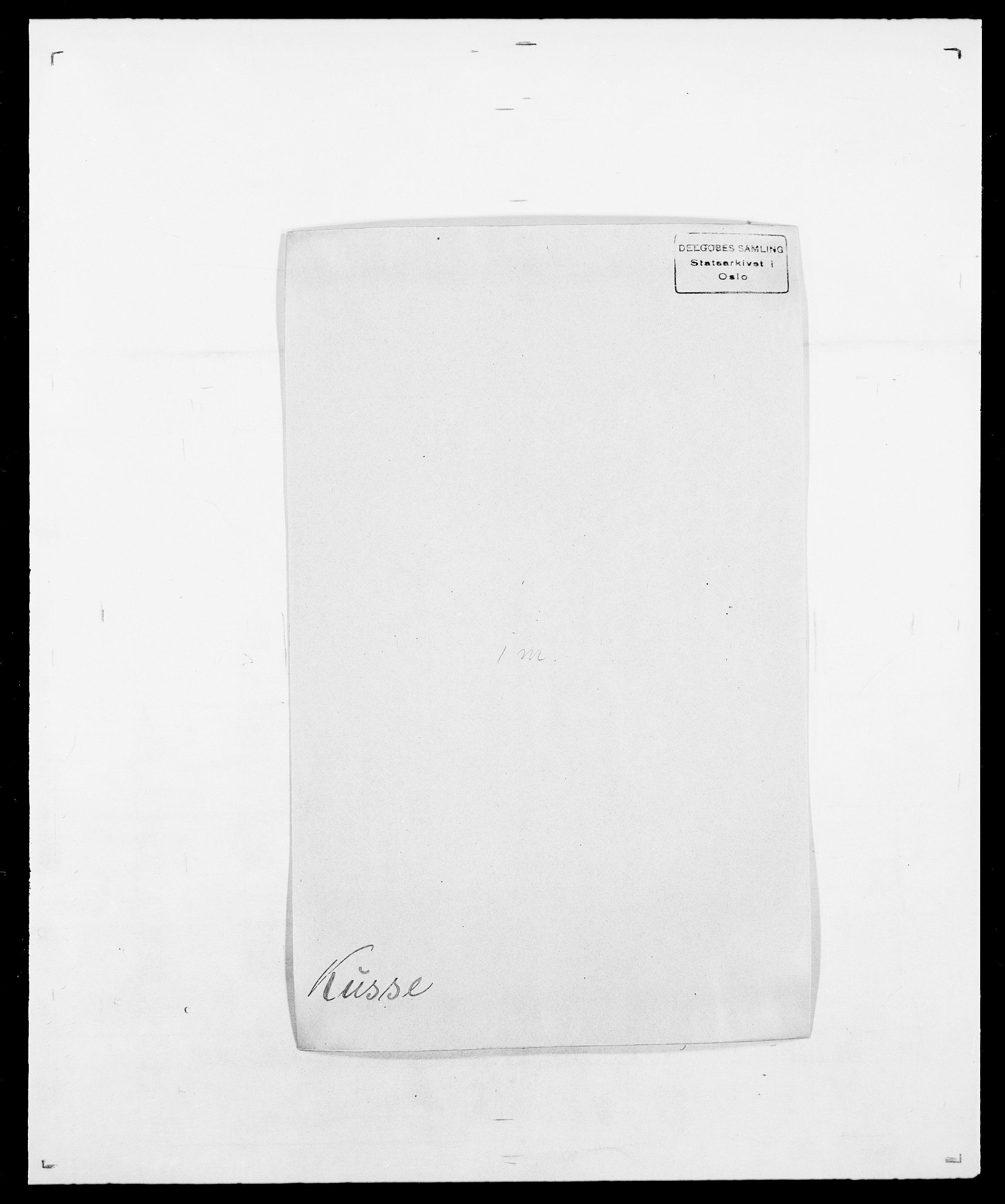 SAO, Delgobe, Charles Antoine - samling, D/Da/L0022: Krog - Lasteen, s. 232