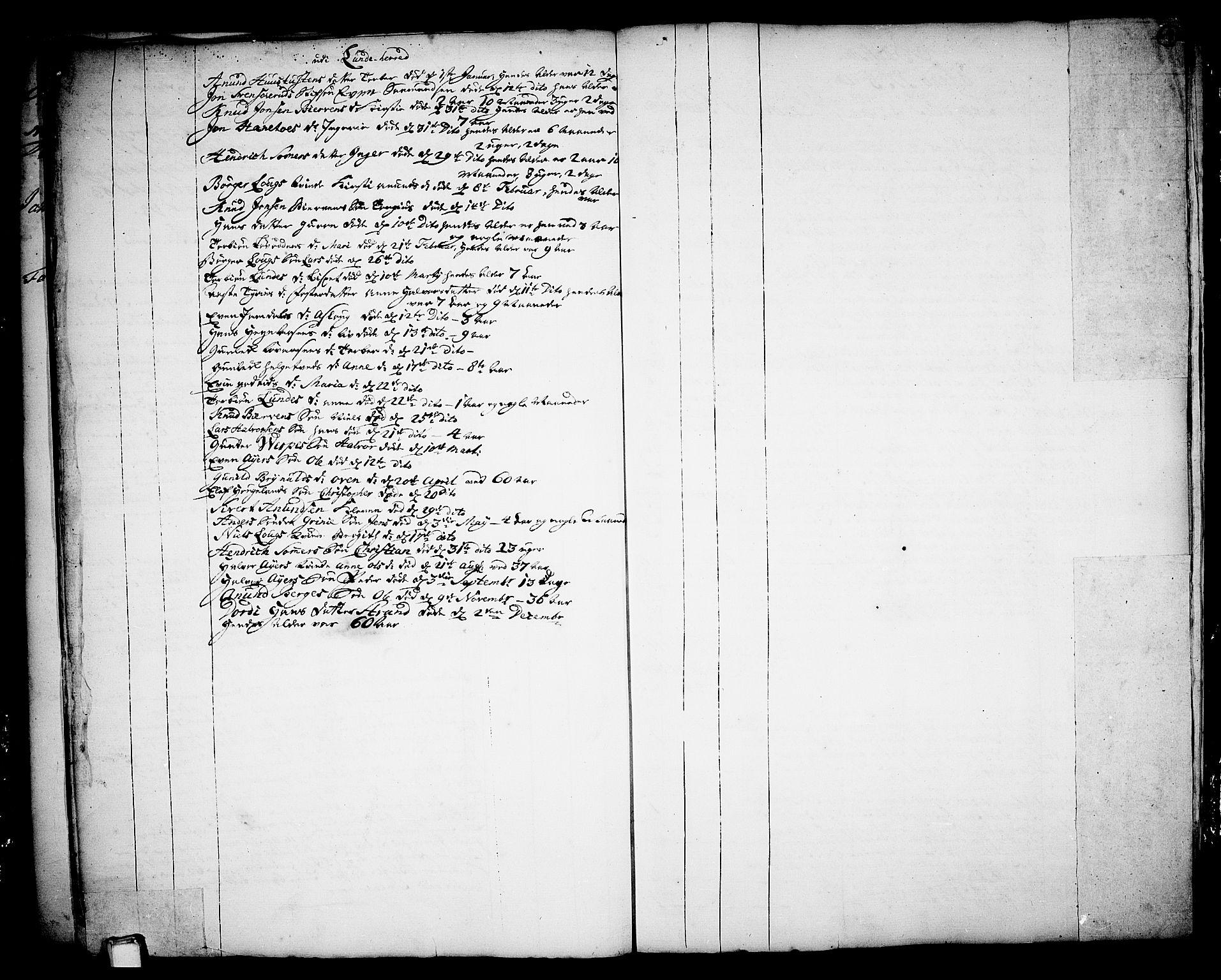 SAKO, Bø kirkebøker, F/Fa/L0003: Ministerialbok nr. 3, 1733-1748, s. 64
