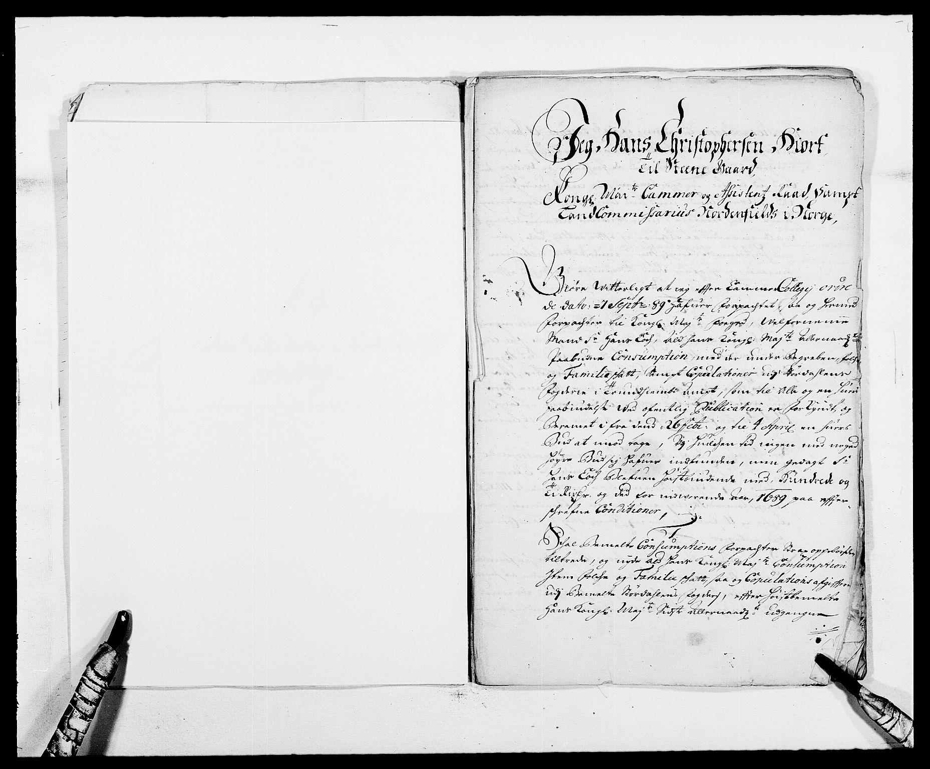 RA, Rentekammeret inntil 1814, Reviderte regnskaper, Fogderegnskap, R62/L4183: Fogderegnskap Stjørdal og Verdal, 1687-1689, s. 357