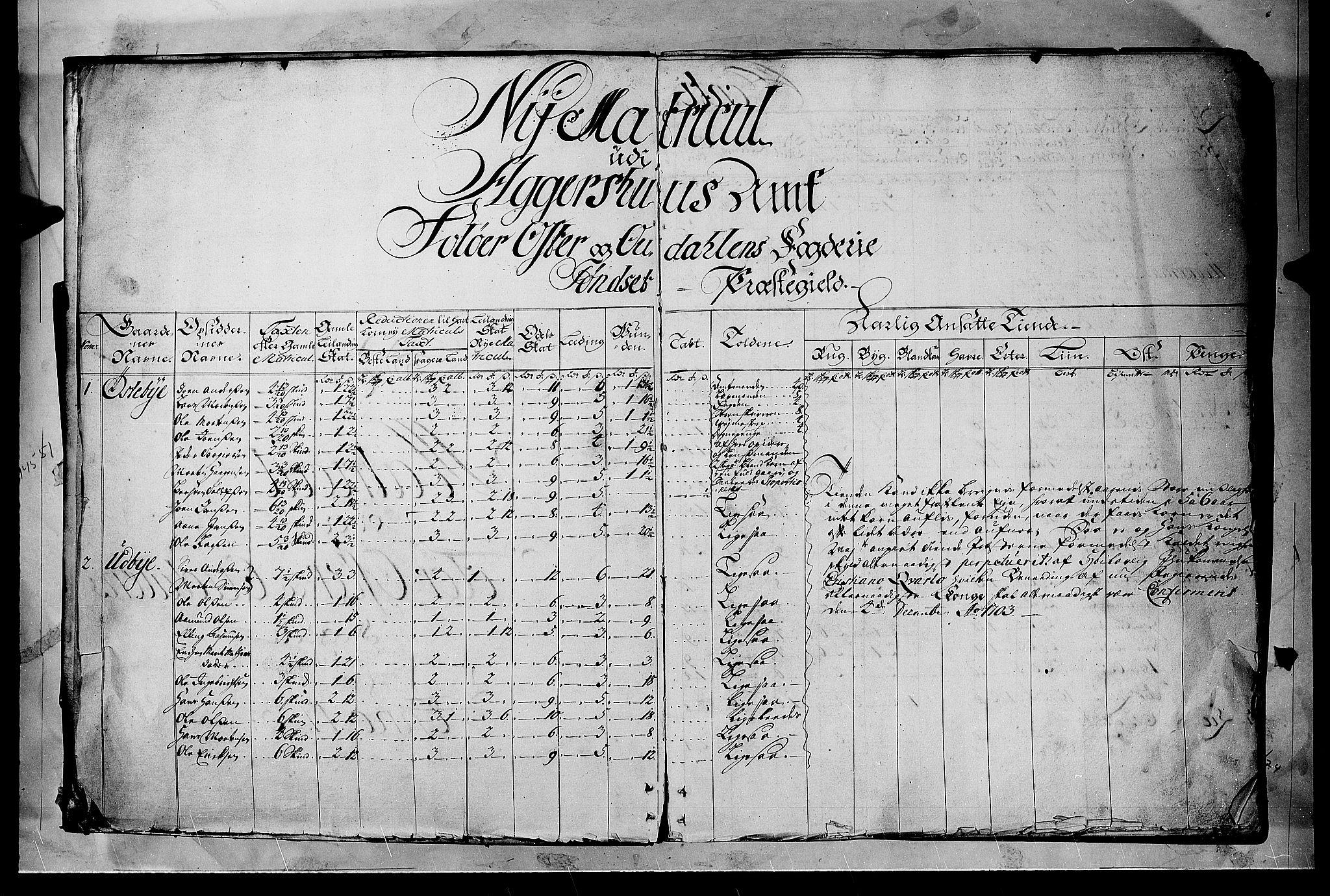 RA, Rentekammeret inntil 1814, Realistisk ordnet avdeling, N/Nb/Nbf/L0102: Solør, Østerdalen og Odal matrikkelprotokoll, 1723, s. 2b-3a