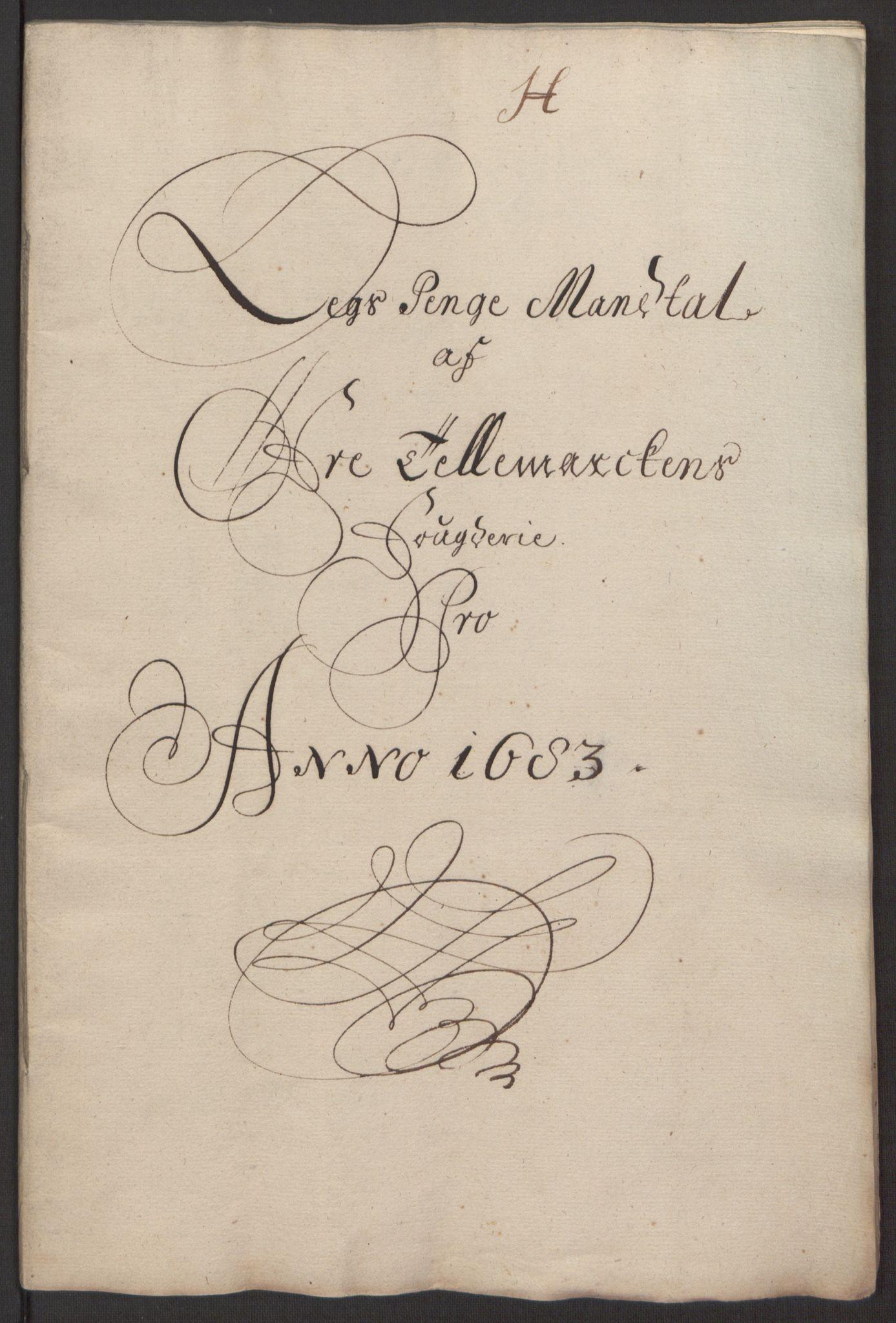 RA, Rentekammeret inntil 1814, Reviderte regnskaper, Fogderegnskap, R35/L2080: Fogderegnskap Øvre og Nedre Telemark, 1680-1684, s. 117