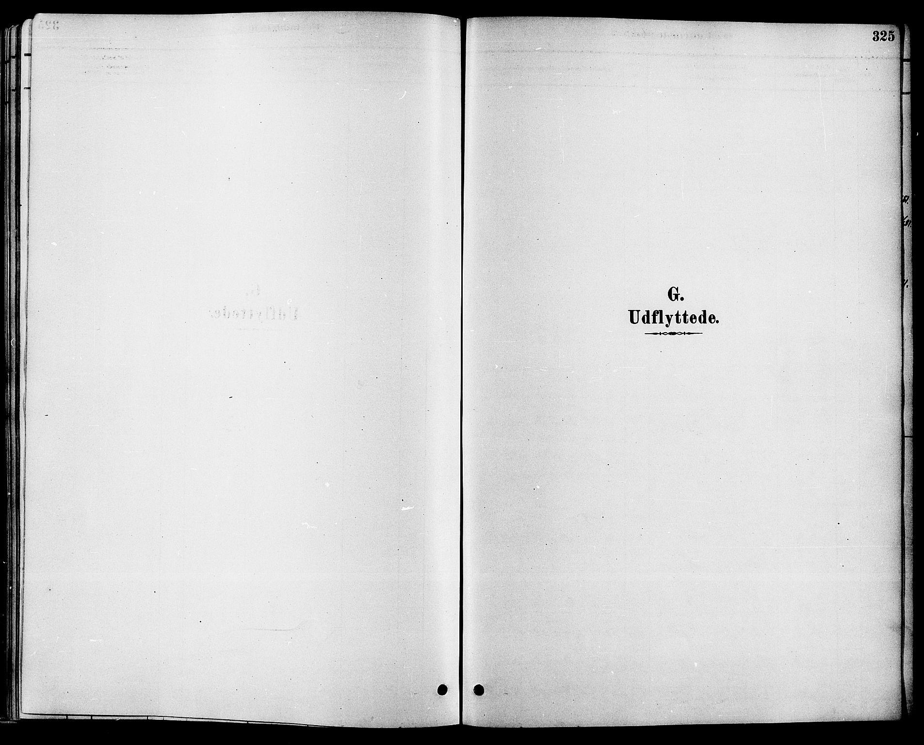 SAKO, Solum kirkebøker, F/Fa/L0009: Ministerialbok nr. I 9, 1877-1887, s. 325