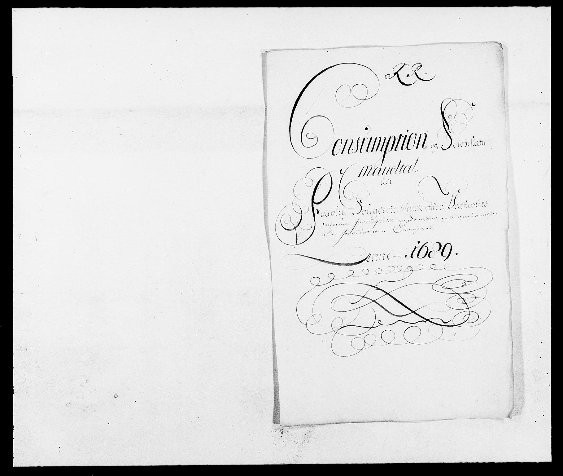 RA, Rentekammeret inntil 1814, Reviderte regnskaper, Fogderegnskap, R09/L0435: Fogderegnskap Follo, 1689-1691, s. 173