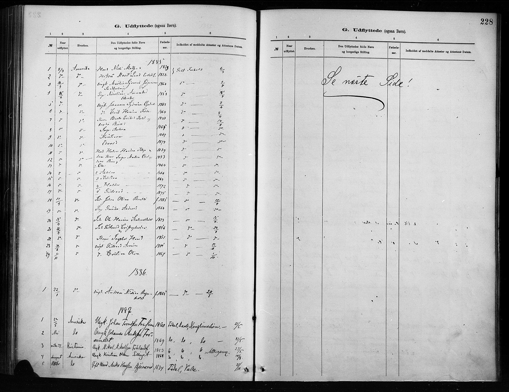 SAH, Nordre Land prestekontor, Ministerialbok nr. 4, 1882-1896, s. 228