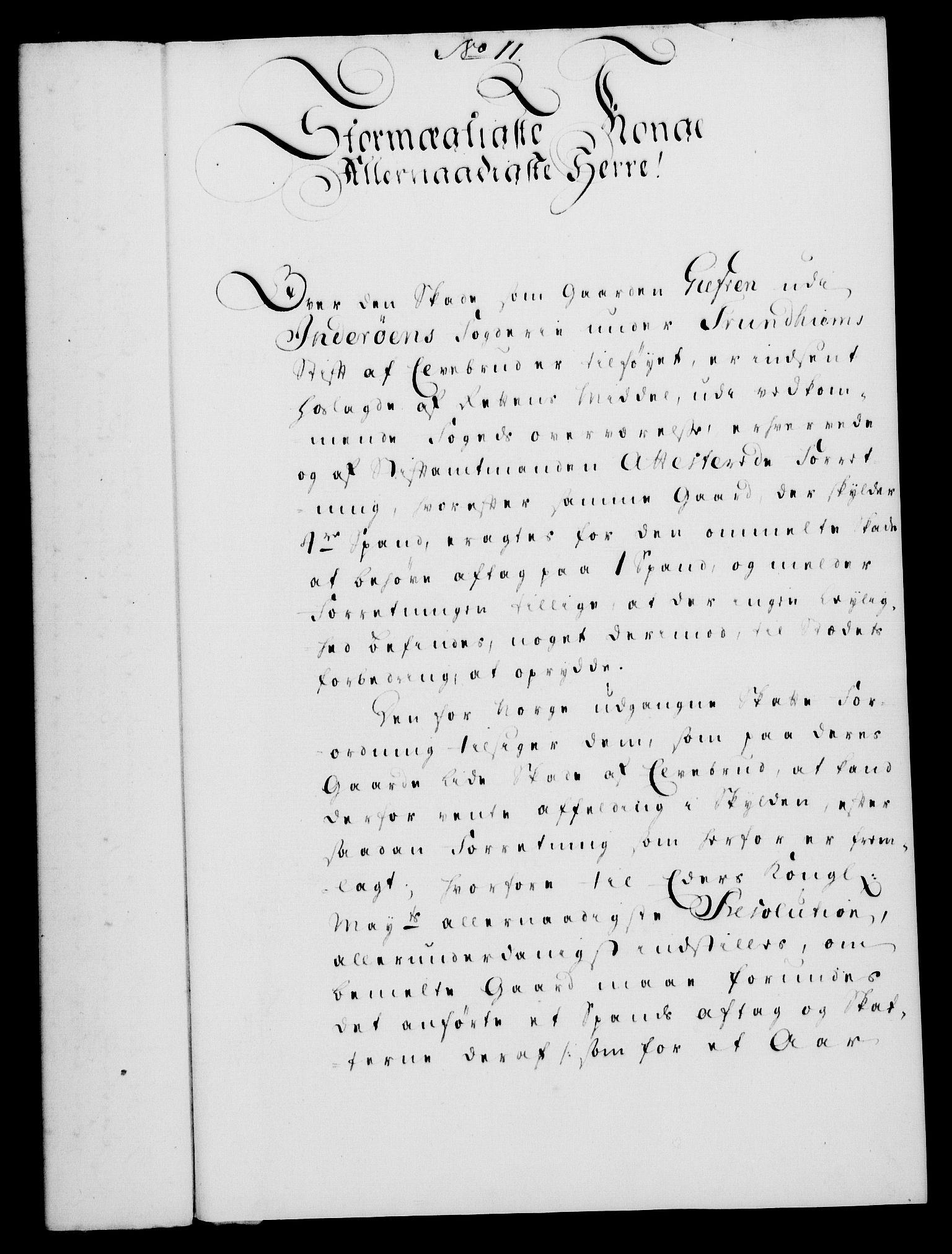 RA, Rentekammeret, Kammerkanselliet, G/Gf/Gfa/L0032: Norsk relasjons- og resolusjonsprotokoll (merket RK 52.32), 1750, s. 64