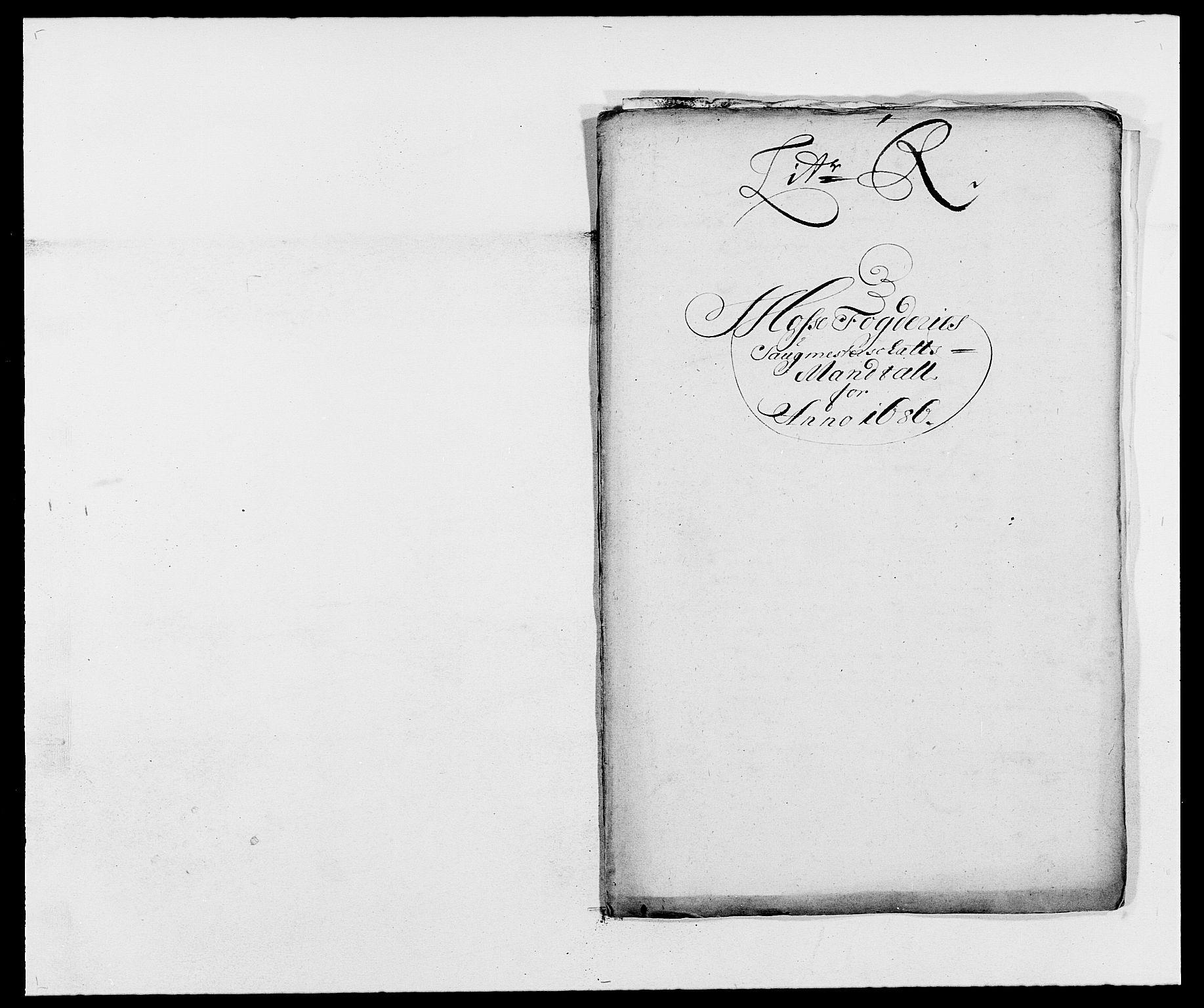 RA, Rentekammeret inntil 1814, Reviderte regnskaper, Fogderegnskap, R02/L0105: Fogderegnskap Moss og Verne kloster, 1685-1687, s. 238