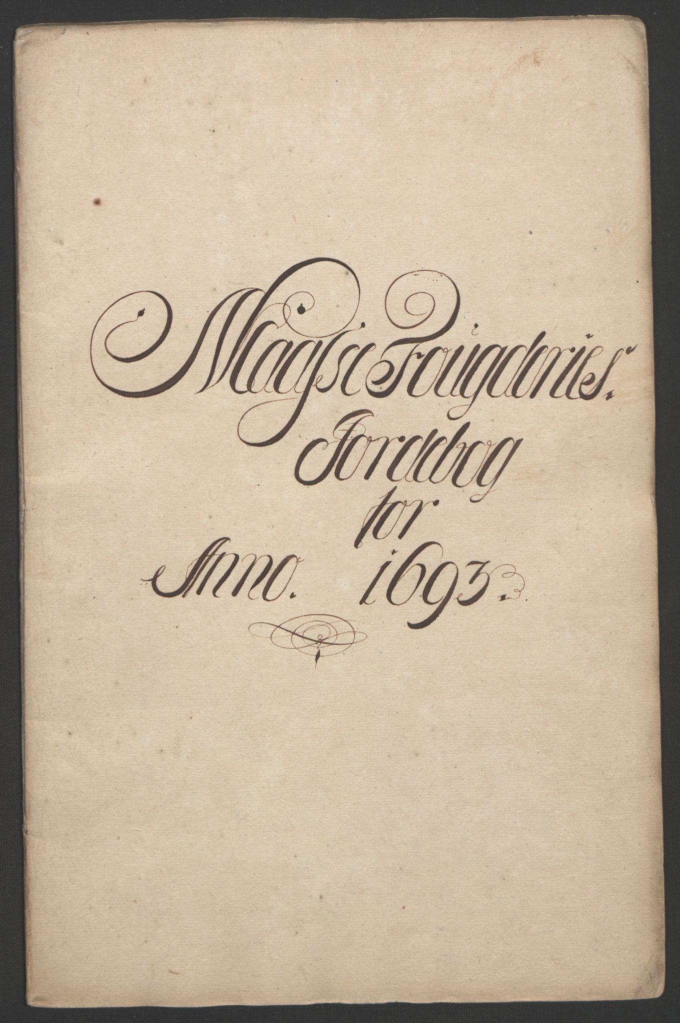 RA, Rentekammeret inntil 1814, Reviderte regnskaper, Fogderegnskap, R02/L0108: Fogderegnskap Moss og Verne kloster, 1692-1693, s. 220