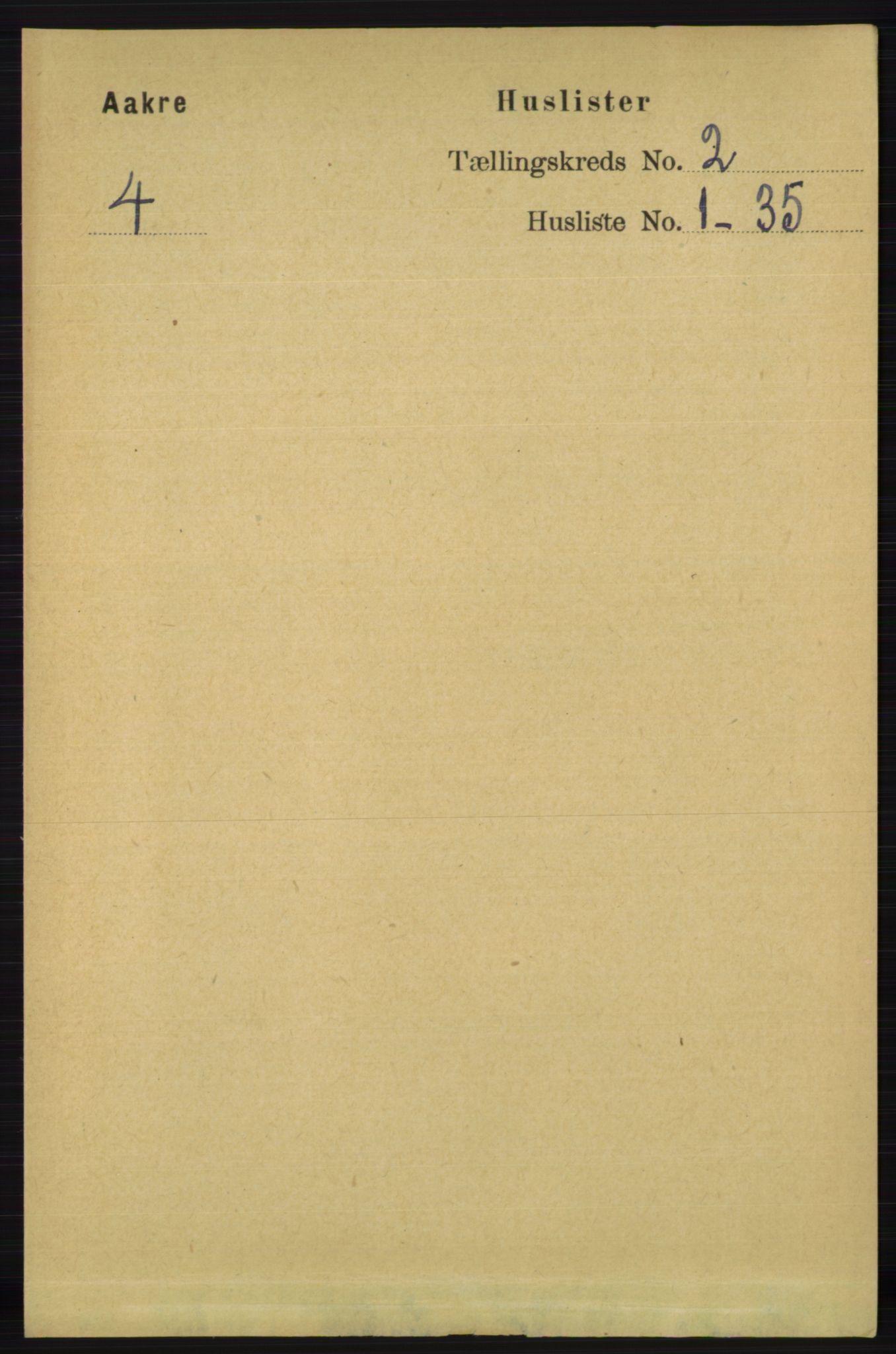 RA, Folketelling 1891 for 1150 Skudenes herred, 1891, s. 3671