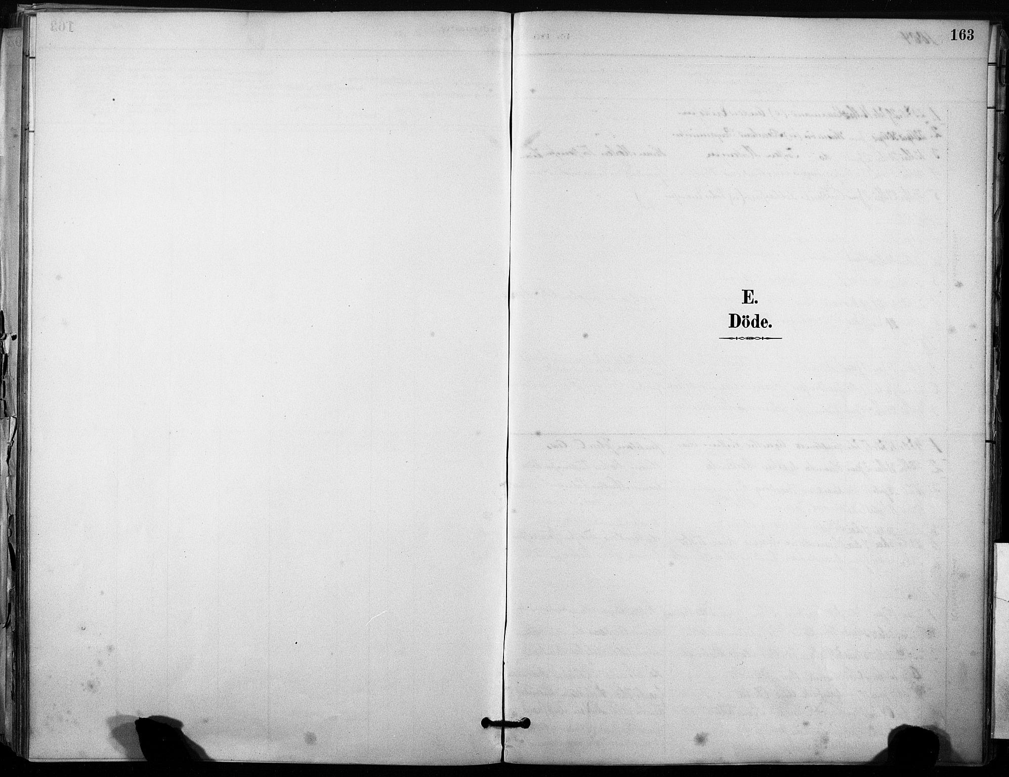 SAT, Ministerialprotokoller, klokkerbøker og fødselsregistre - Sør-Trøndelag, 633/L0518: Ministerialbok nr. 633A01, 1884-1906, s. 163