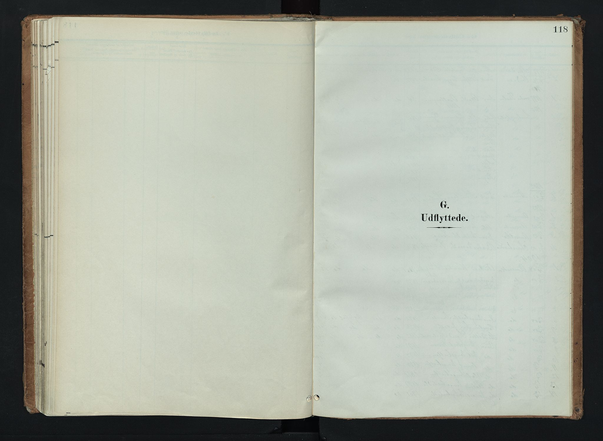 SAH, Nord-Aurdal prestekontor, Ministerialbok nr. 16, 1897-1925, s. 118