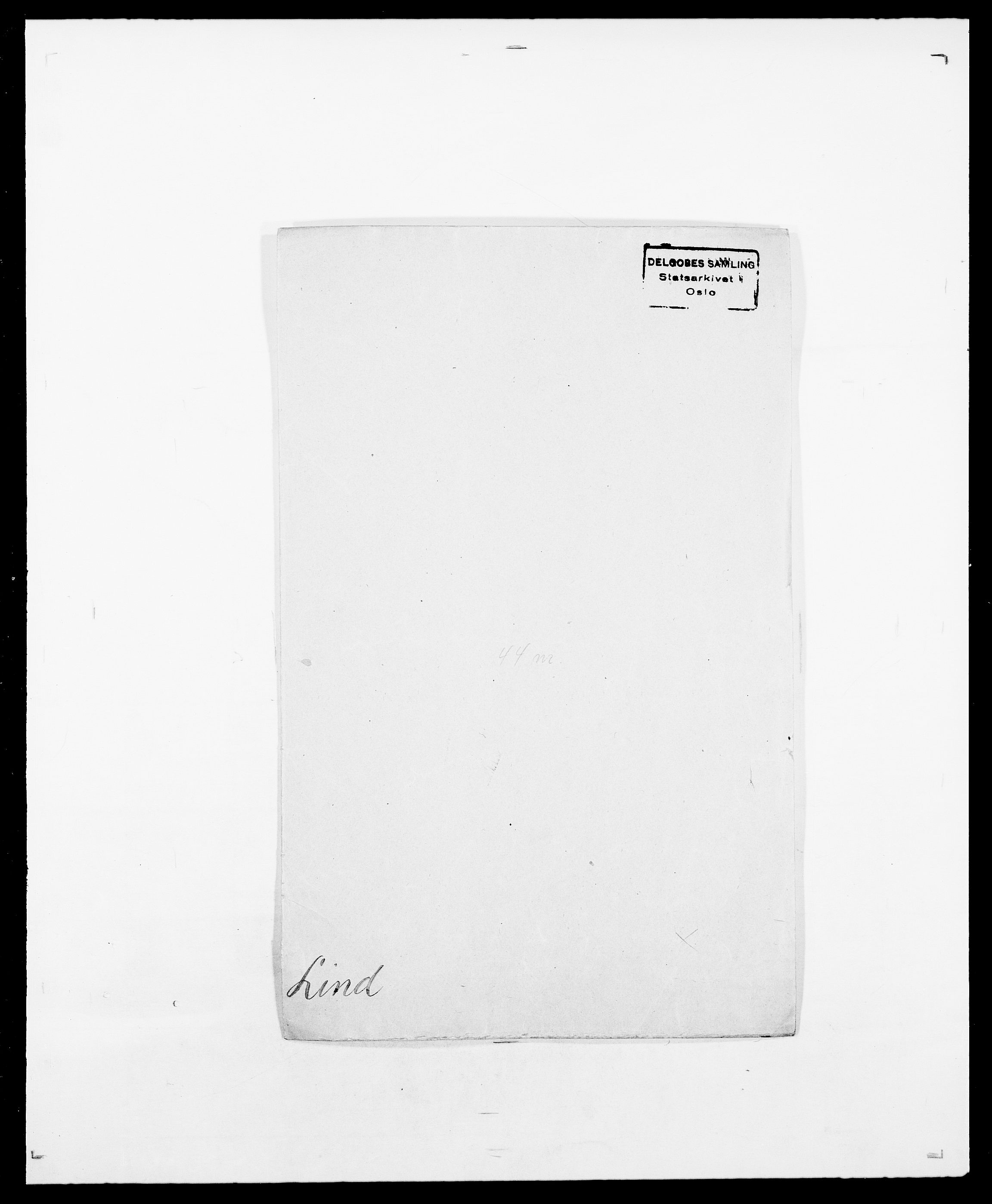 SAO, Delgobe, Charles Antoine - samling, D/Da/L0023: Lau - Lirvyn, s. 496