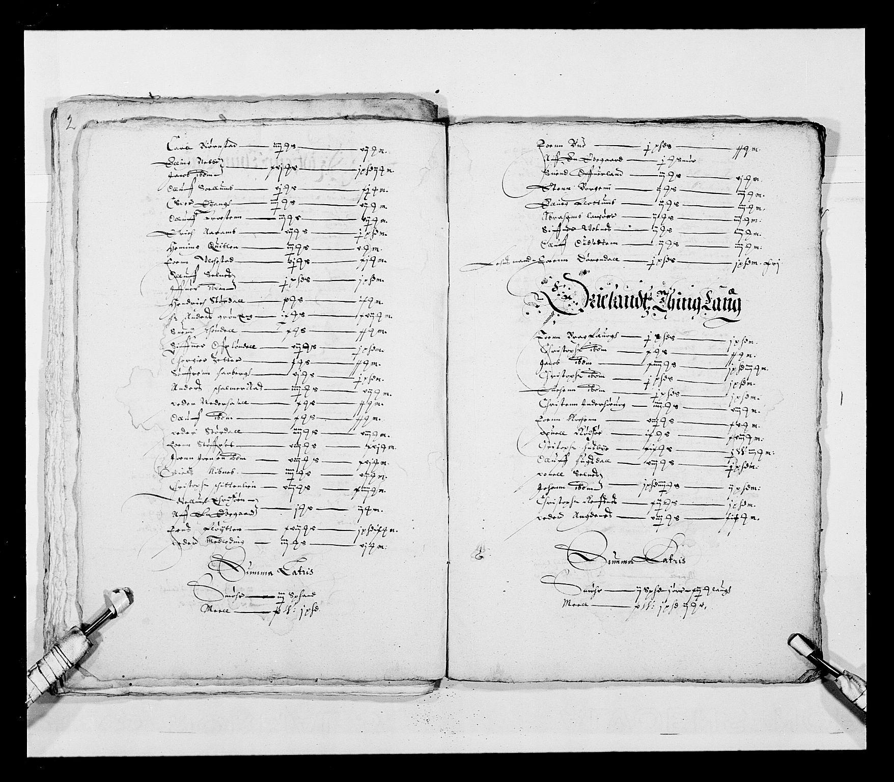 RA, Stattholderembetet 1572-1771, Ek/L0028: Jordebøker 1633-1658:, 1645-1646, s. 54