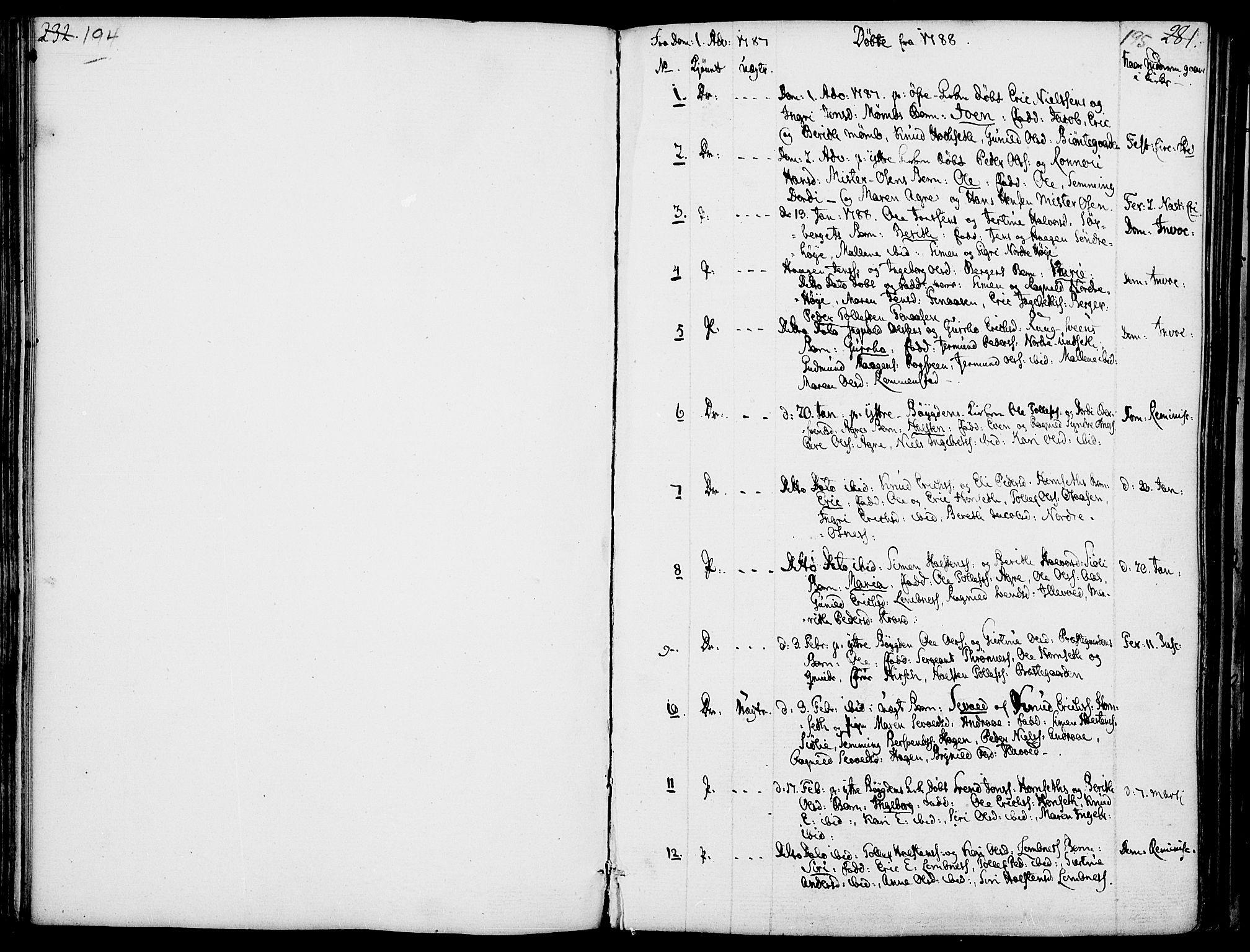 SAH, Rendalen prestekontor, H/Ha/Haa/L0002: Ministerialbok nr. 2, 1788-1814, s. 194-195
