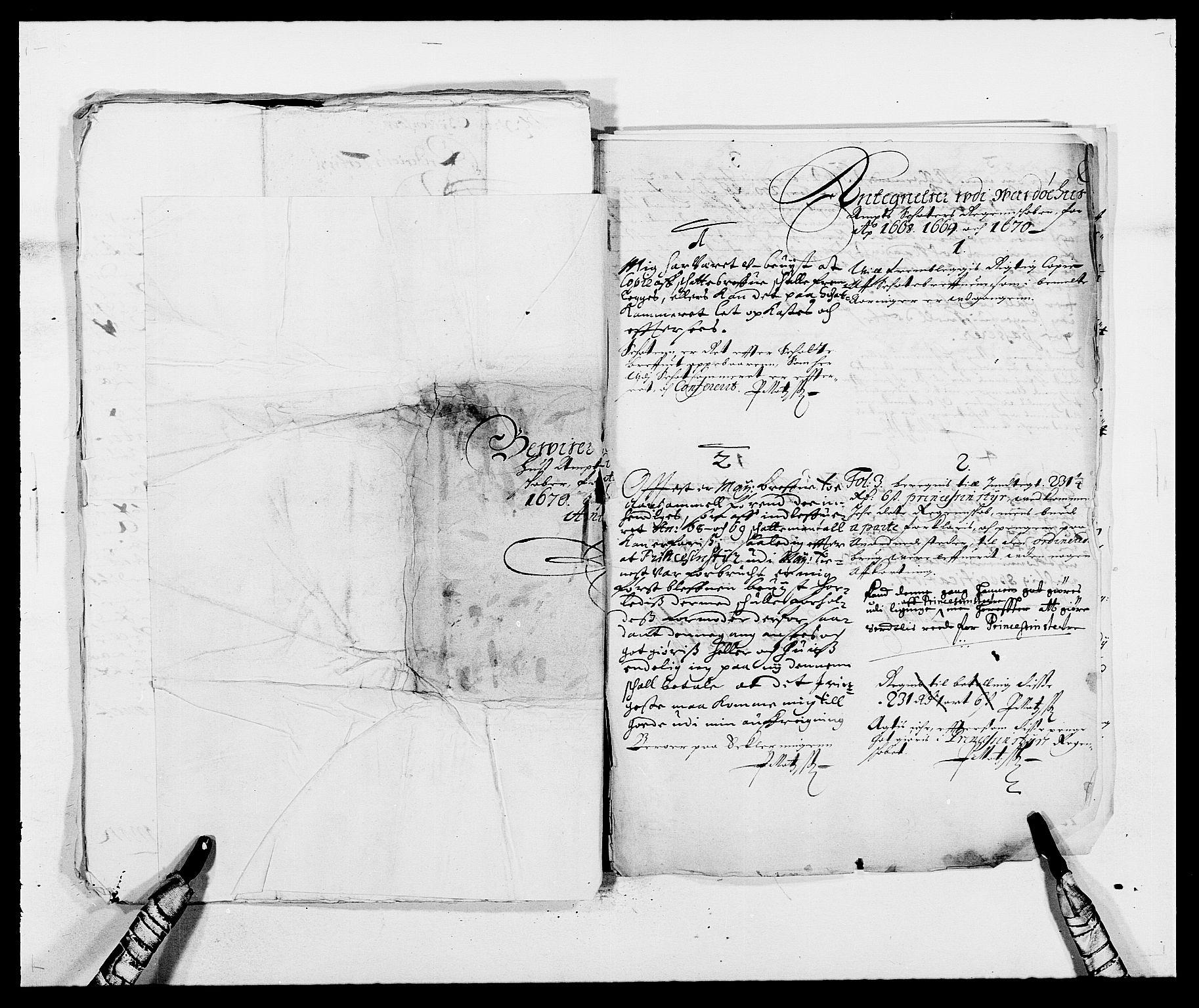 RA, Rentekammeret inntil 1814, Reviderte regnskaper, Fogderegnskap, R69/L4849: Fogderegnskap Finnmark/Vardøhus, 1661-1679, s. 215