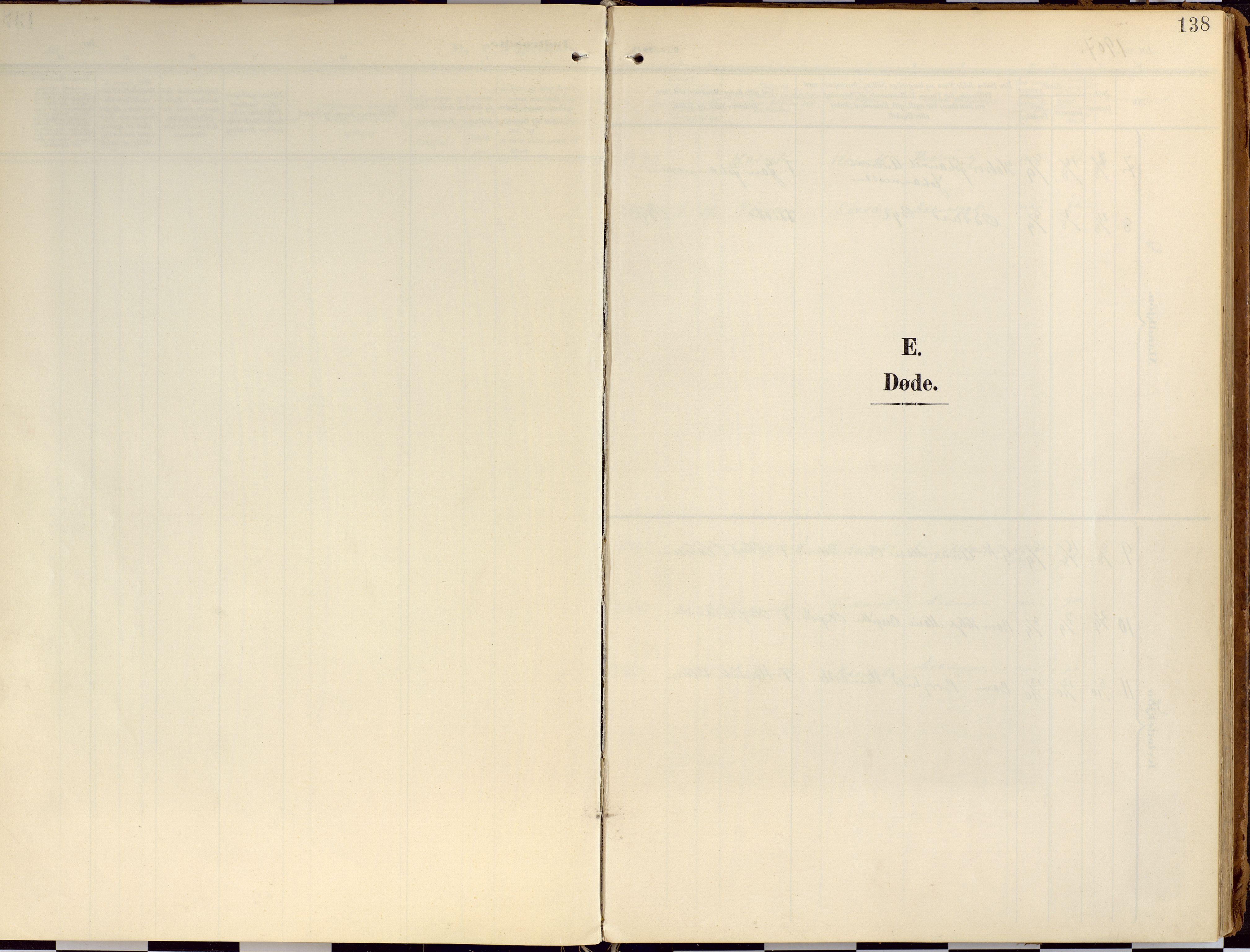 SATØ, Loppa sokneprestkontor, H/Ha/L0010kirke: Ministerialbok nr. 10, 1907-1922, s. 138