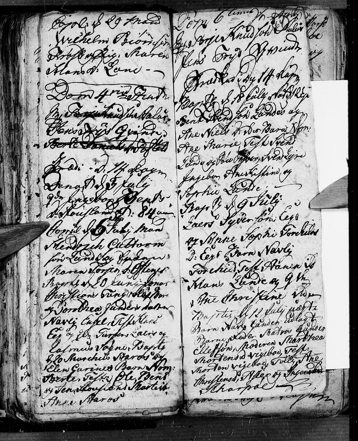 SAK, Søgne sokneprestkontor, F/Fb/Fbb/L0001: Klokkerbok nr. B 1, 1779-1802, s. 64