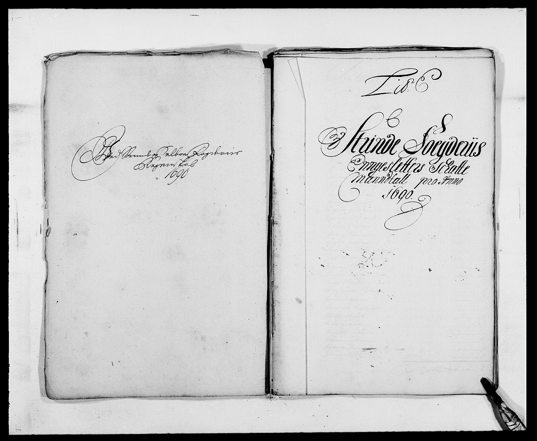 RA, Rentekammeret inntil 1814, Reviderte regnskaper, Fogderegnskap, R61/L4102: Fogderegnskap Strinda og Selbu, 1689-1690, s. 183