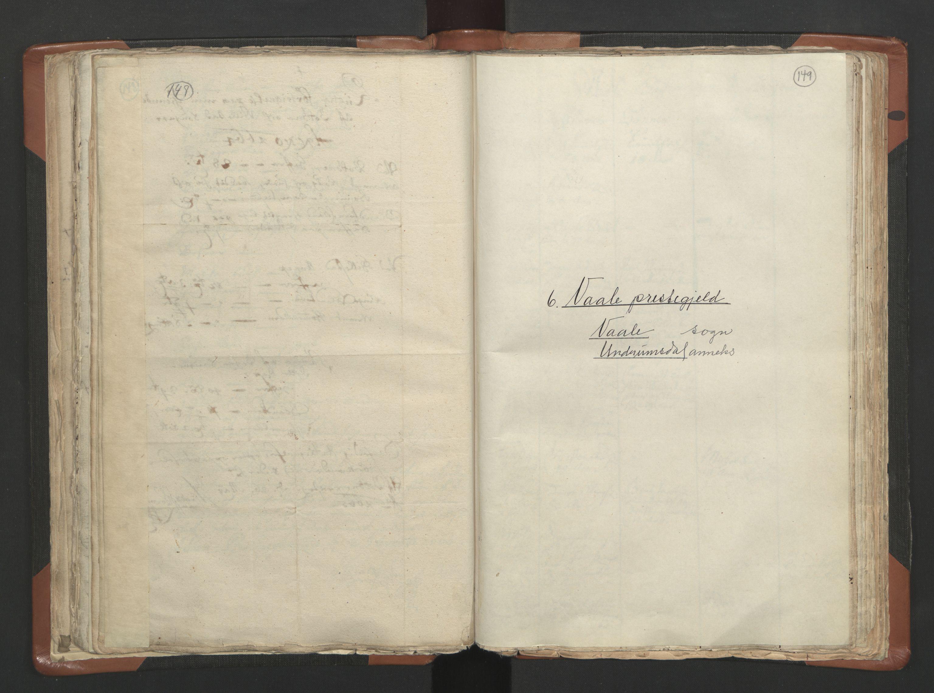 RA, Sogneprestenes manntall 1664-1666, nr. 10: Tønsberg prosti, 1664-1666, s. 148-149