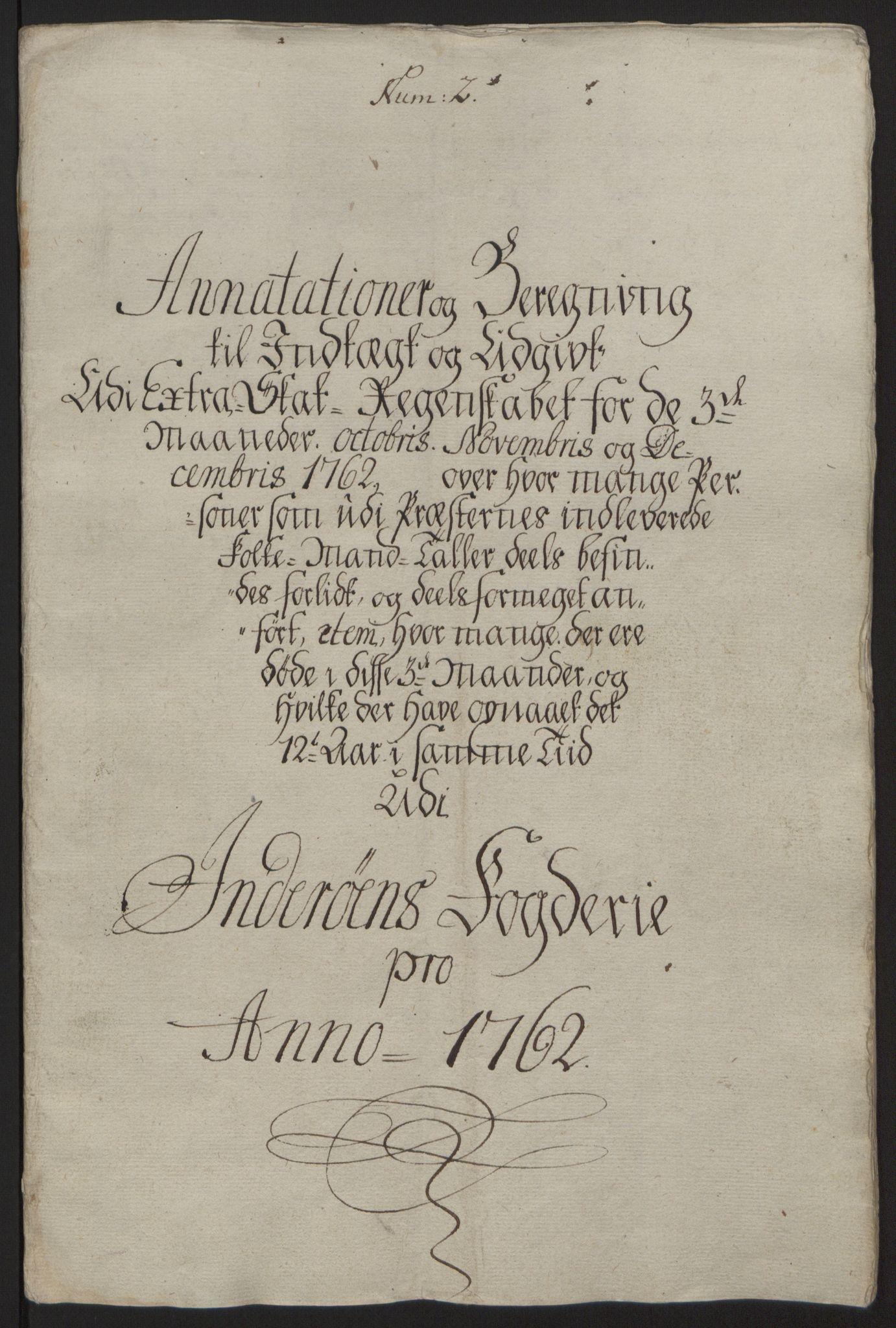 RA, Rentekammeret inntil 1814, Reviderte regnskaper, Fogderegnskap, R63/L4420: Ekstraskatten Inderøy, 1762-1772, s. 21