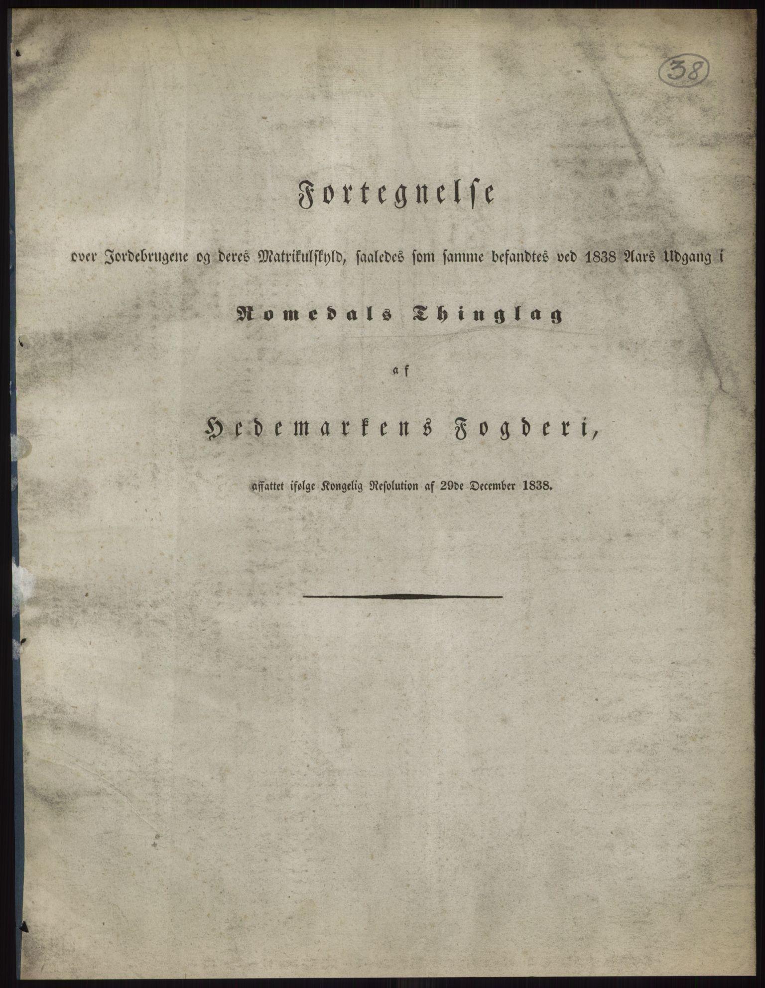 PUBL, Andre publikasjoner, -/Bind 3: Hedemarkens amt, 1838, s. 69