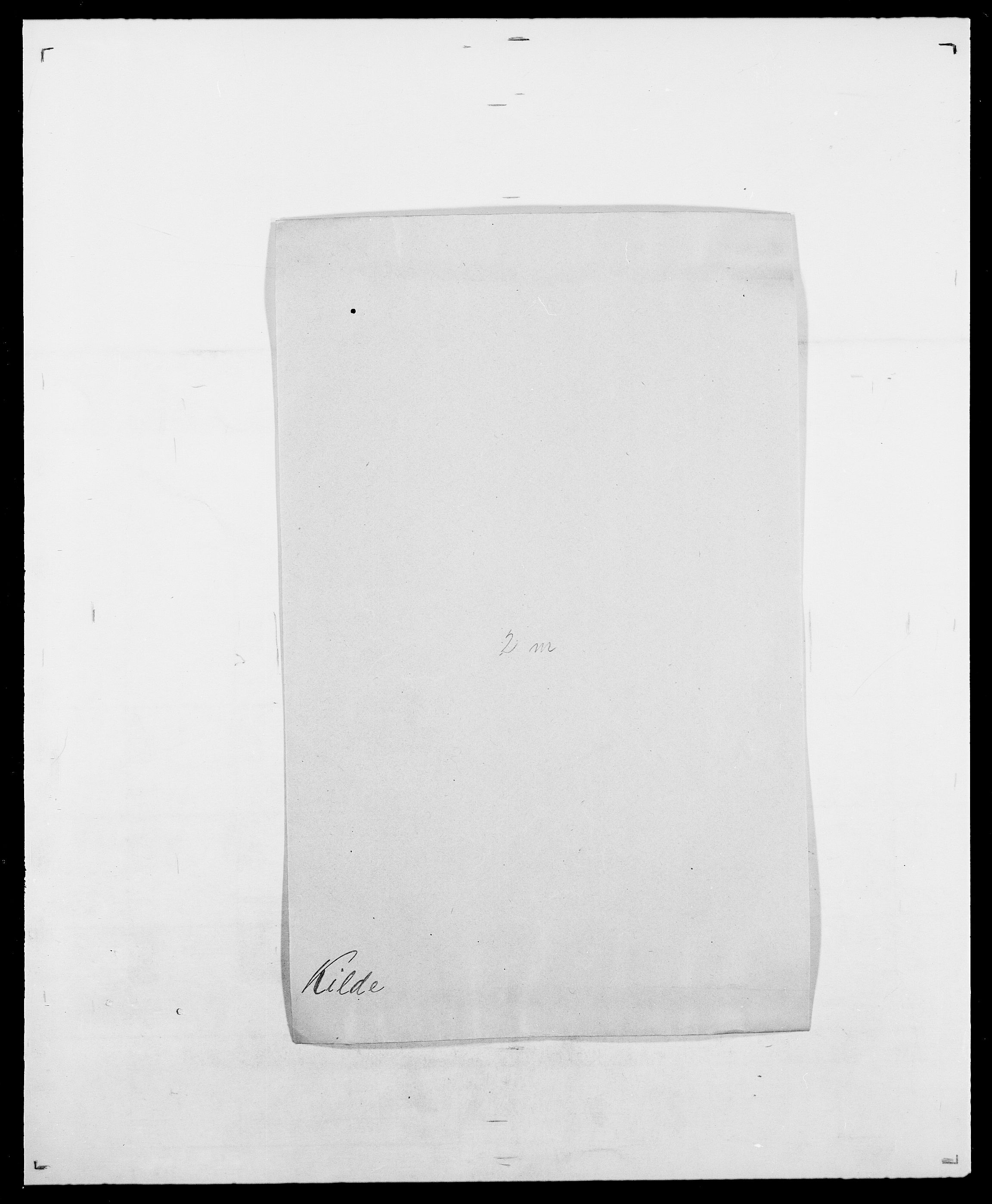 SAO, Delgobe, Charles Antoine - samling, D/Da/L0020: Irgens - Kjøsterud, s. 598