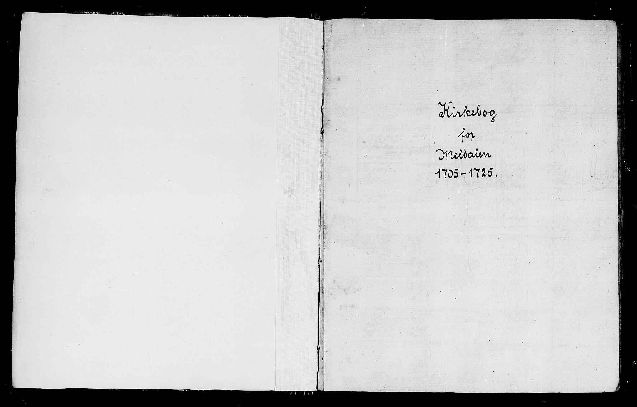 SAT, Ministerialprotokoller, klokkerbøker og fødselsregistre - Sør-Trøndelag, 672/L0849: Ministerialbok nr. 672A02, 1705-1725