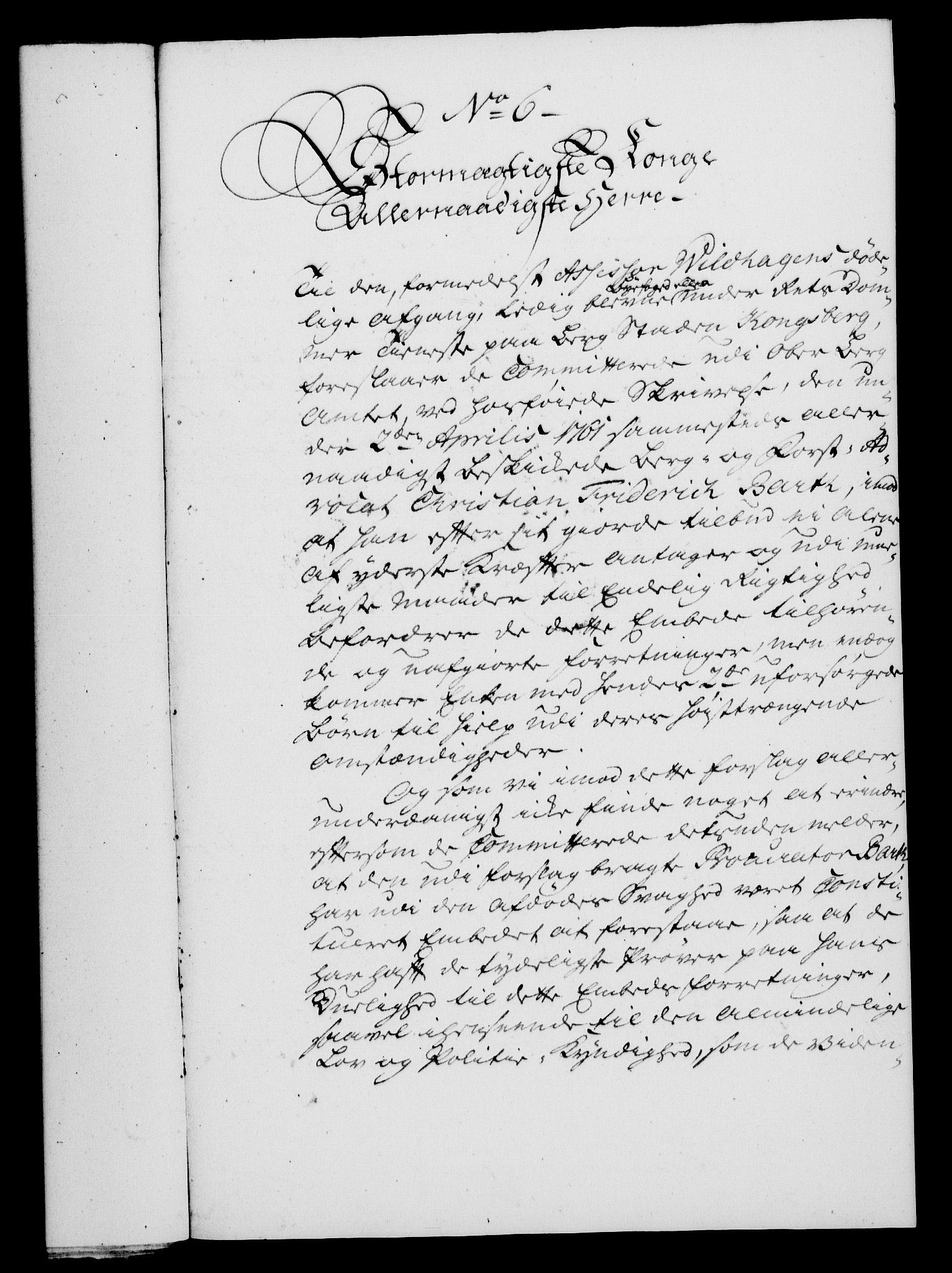 RA, Rentekammeret, Kammerkanselliet, G/Gf/Gfa/L0045: Norsk relasjons- og resolusjonsprotokoll (merket RK 52.45), 1763, s. 44